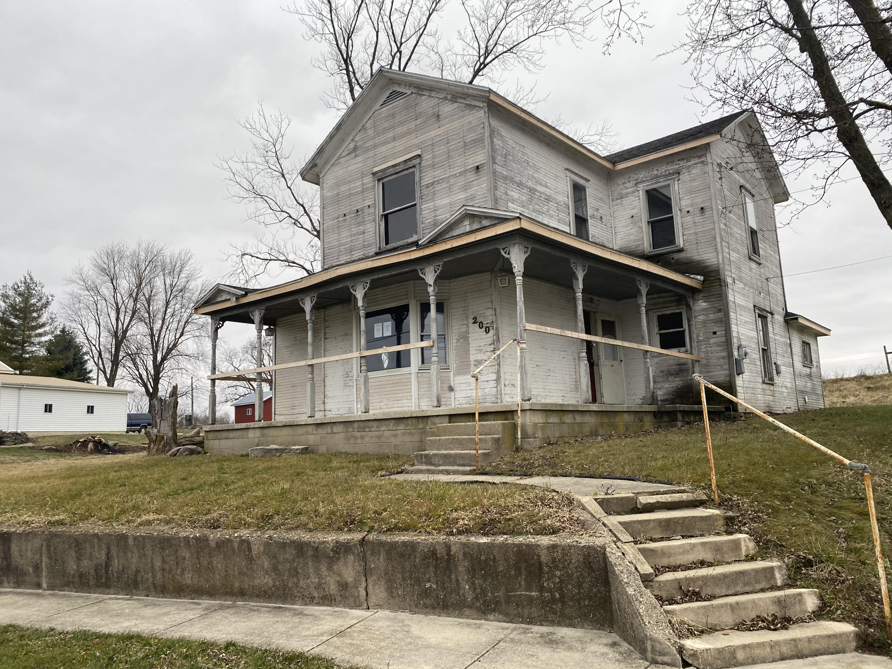 200 W Main Street Property Photo - Gettysburg, OH real estate listing