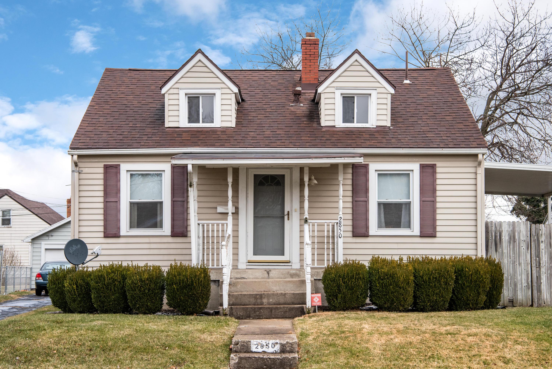 2850 Revere Avenue Property Photo - Dayton, OH real estate listing