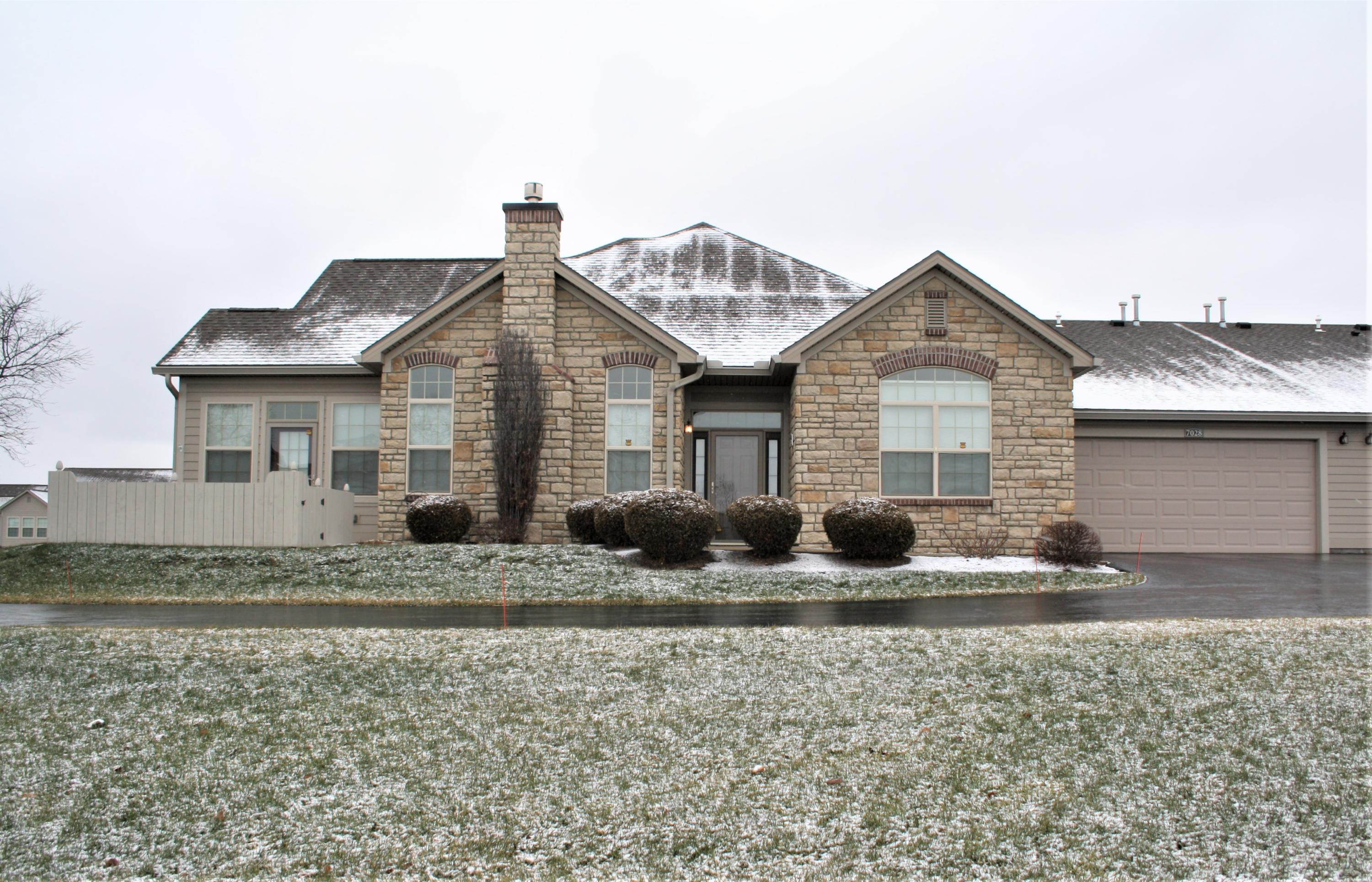 7028 Creekside Circle Property Photo - Fairborn, OH real estate listing