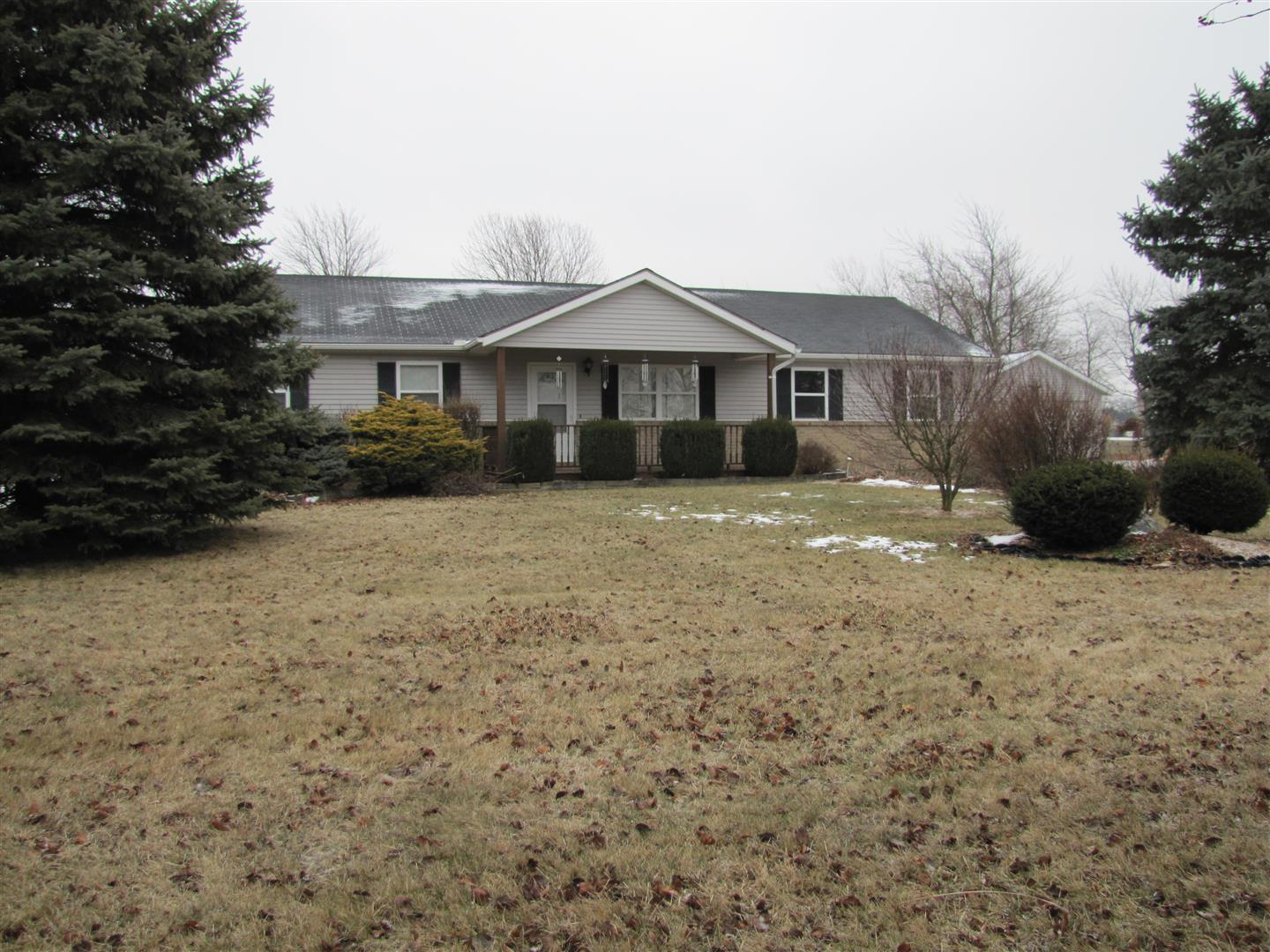 1001 N Elm Tree Road Property Photo - Saint Paris, OH real estate listing