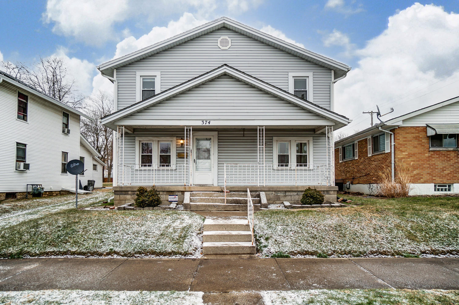 374 Raffensperger Avenue Property Photo - Springfield, OH real estate listing