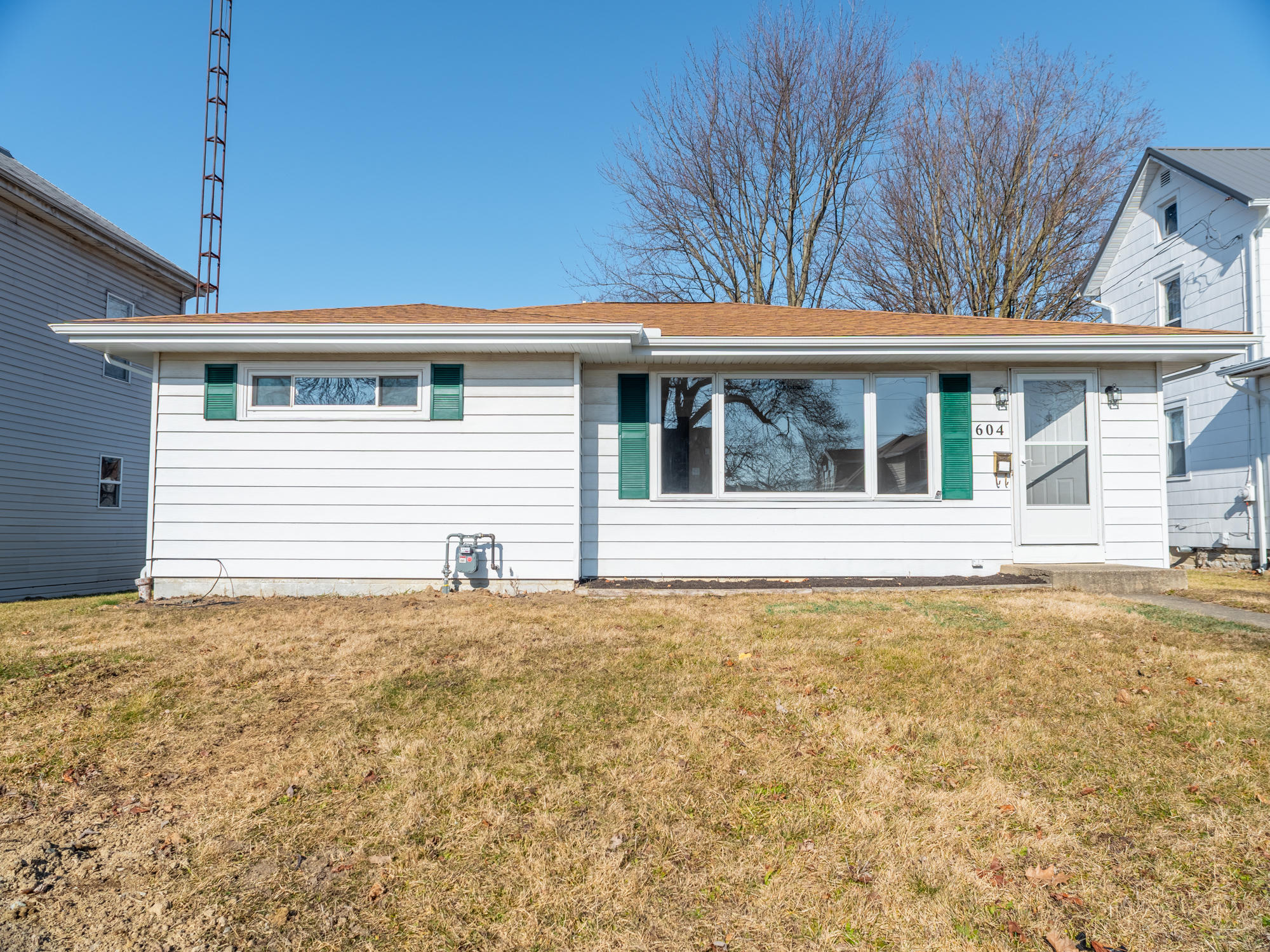 604 Cass Street Property Photo - Wapakoneta, OH real estate listing