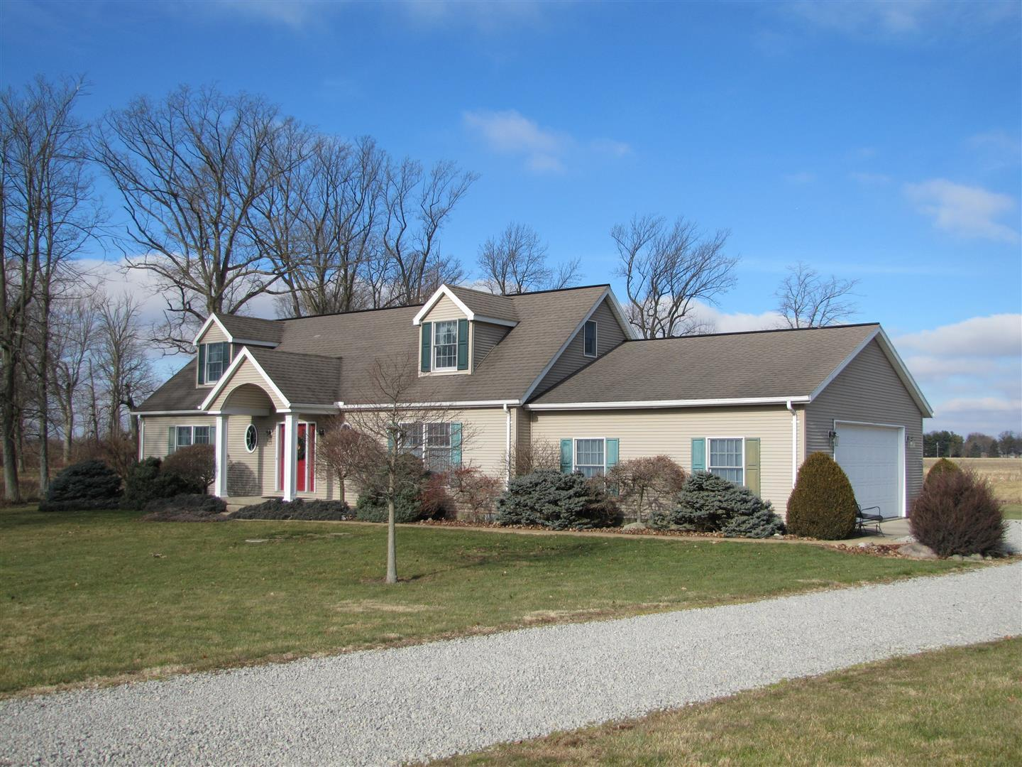 11254 Christiansburg Jackson Road Property Photo - Saint Paris, OH real estate listing
