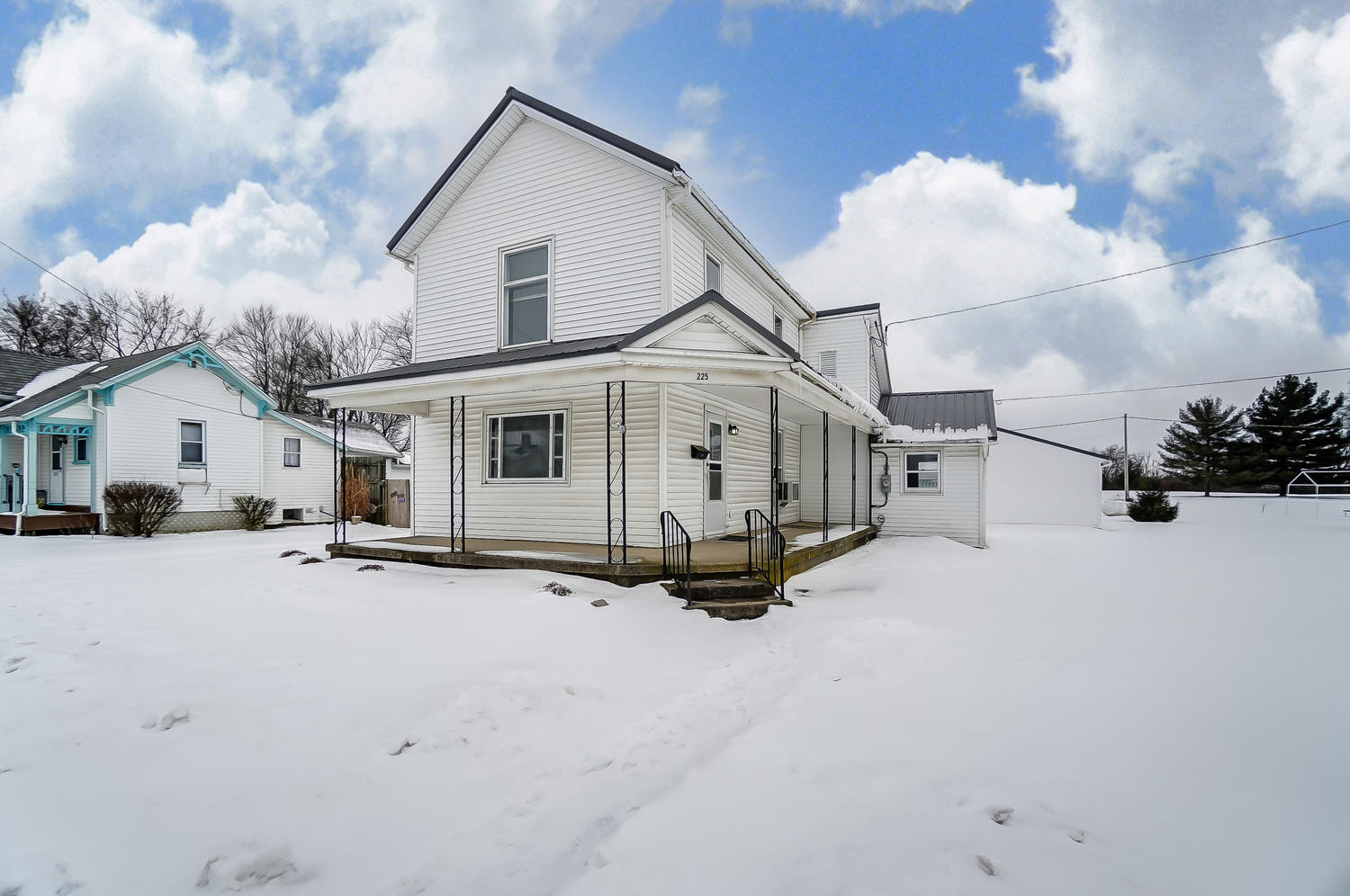 225 S Walnut Street Property Photo - Fletcher, OH real estate listing