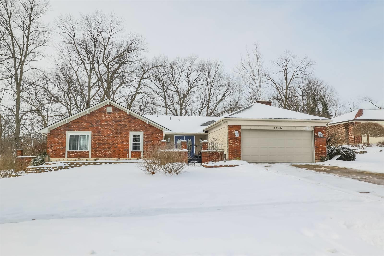 1105 Birchton Place Property Photo - Vandalia, OH real estate listing