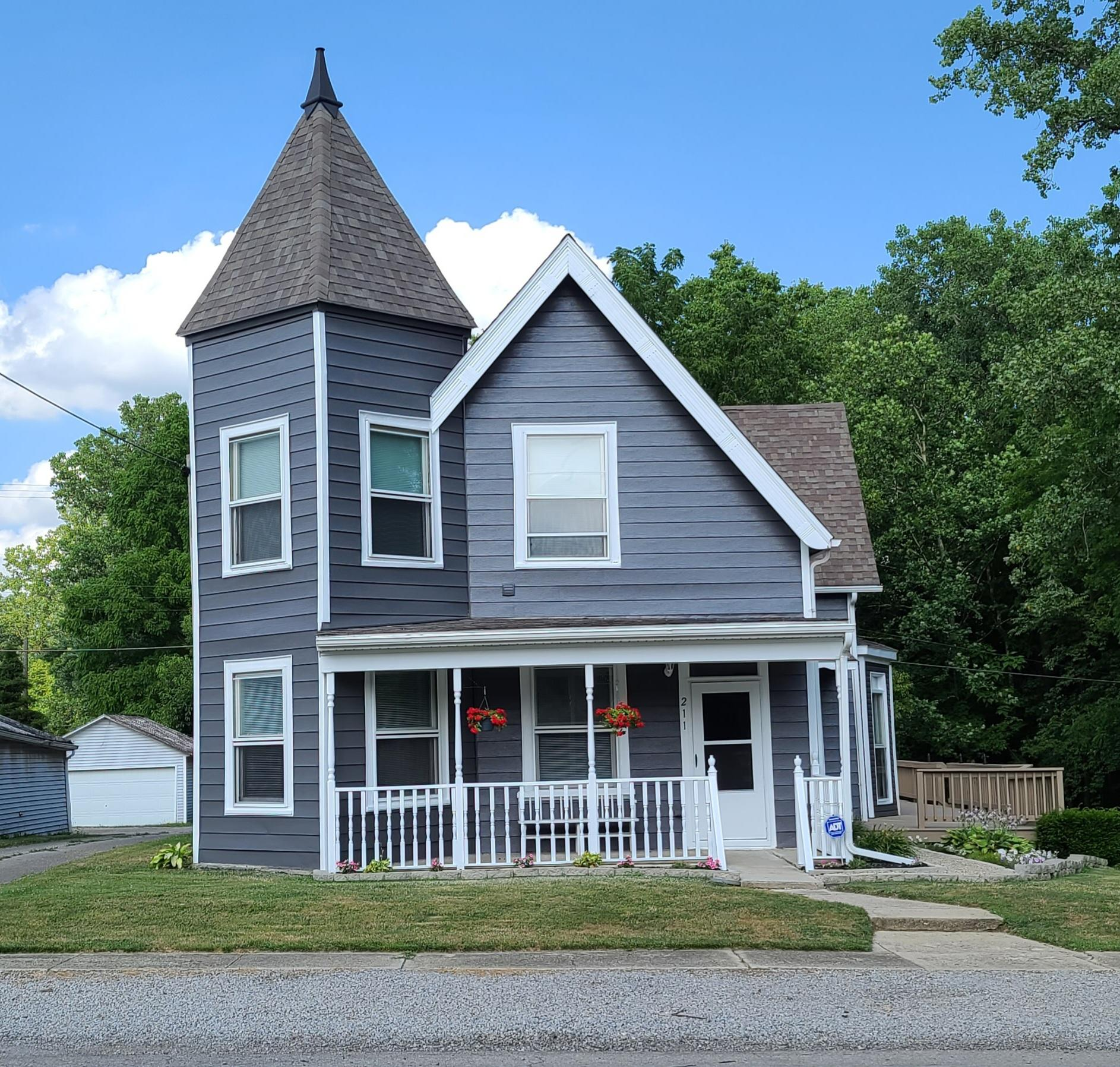 211 S Main Street Property Photo - De Graff, OH real estate listing