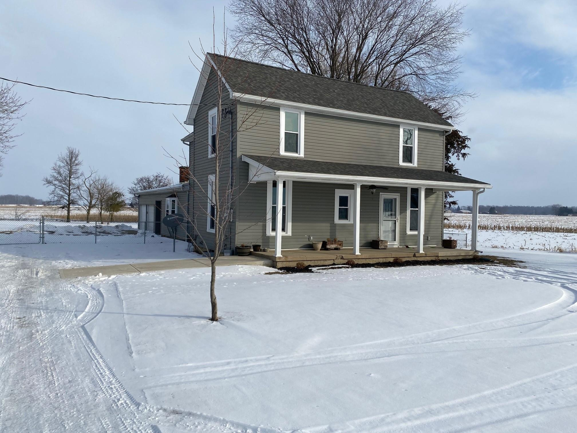 12289 SR 219 Property Photo - Wapakoneta, OH real estate listing