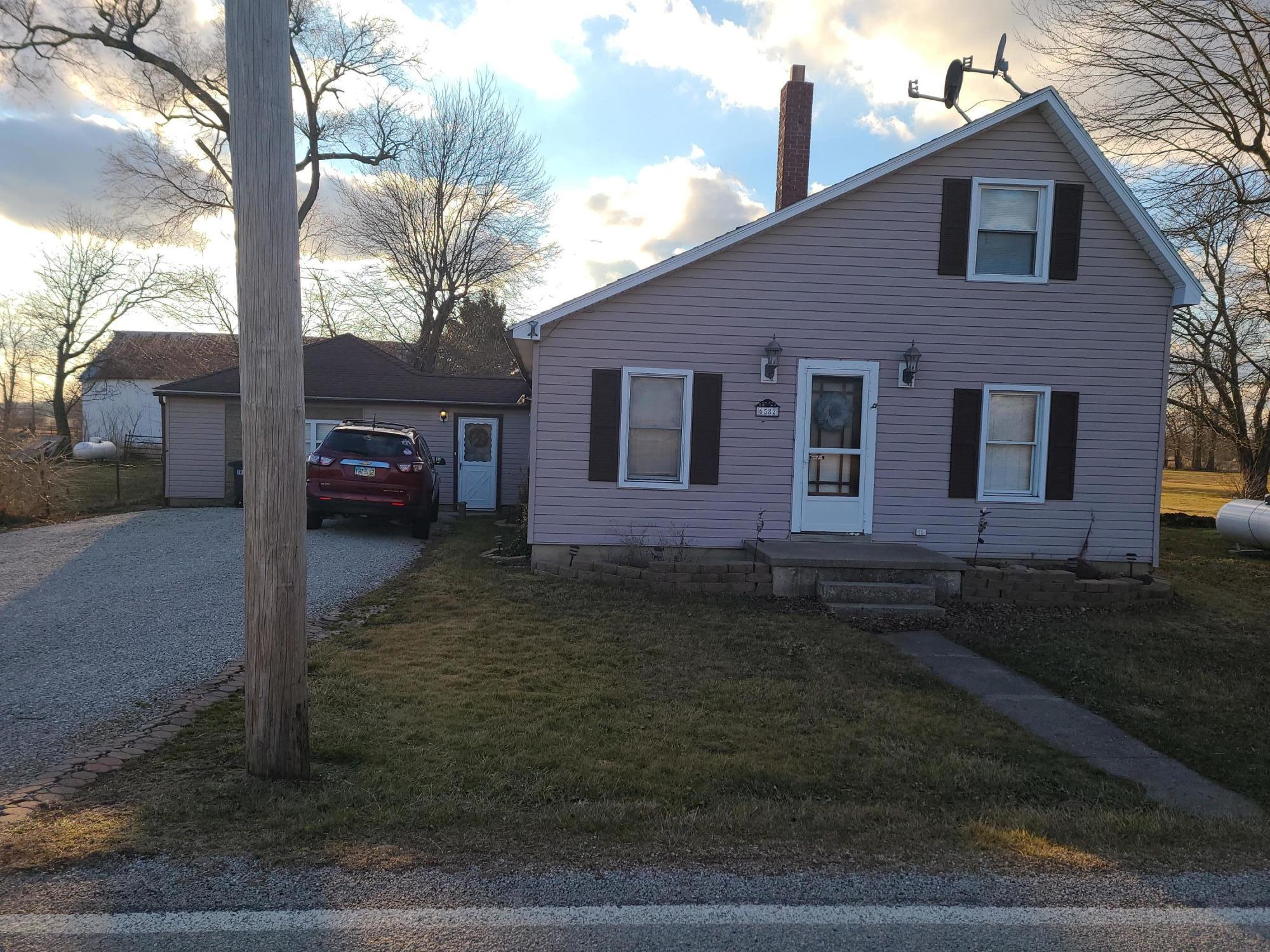 6582 N McMaken Road Property Photo - Covington, OH real estate listing