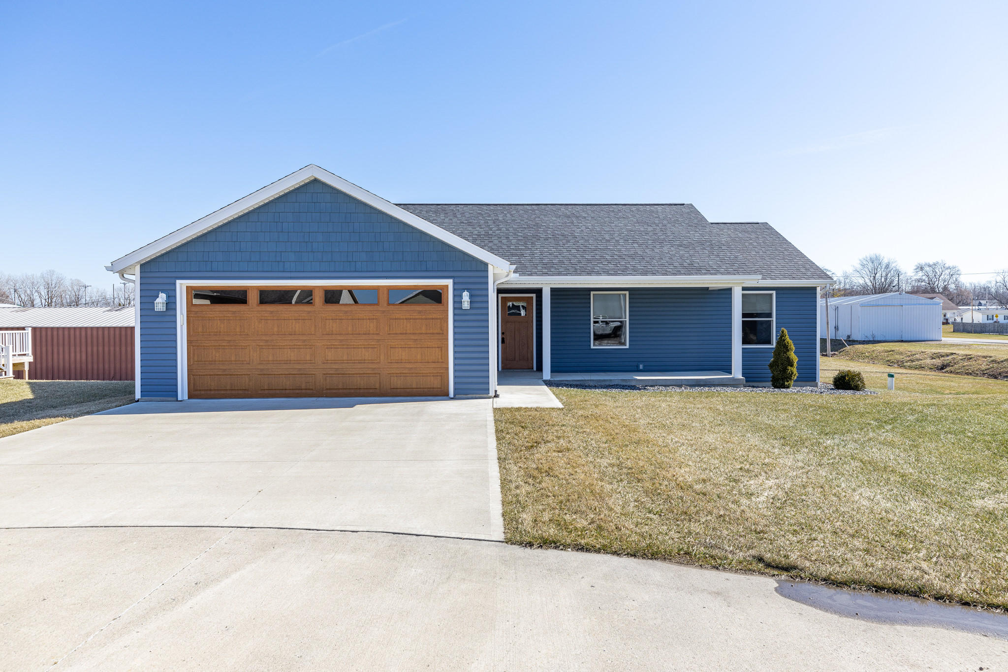 6864 Creekview Court Property Photo - Huntsville, OH real estate listing