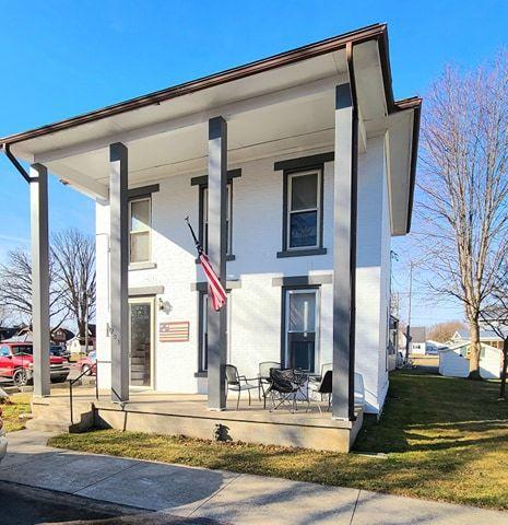 203 N Main Street Property Photo - De Graff, OH real estate listing