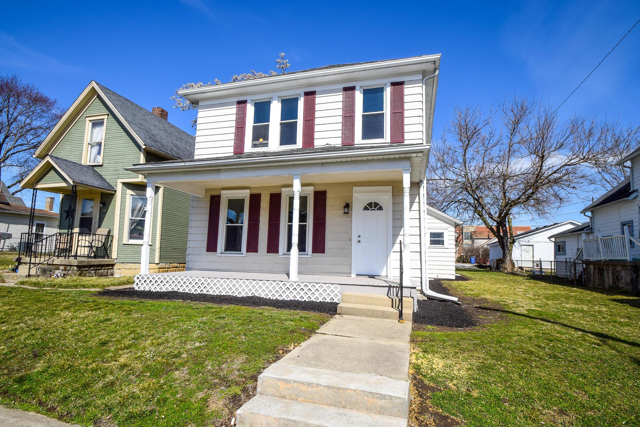 606 Boone Street Property Photo 1