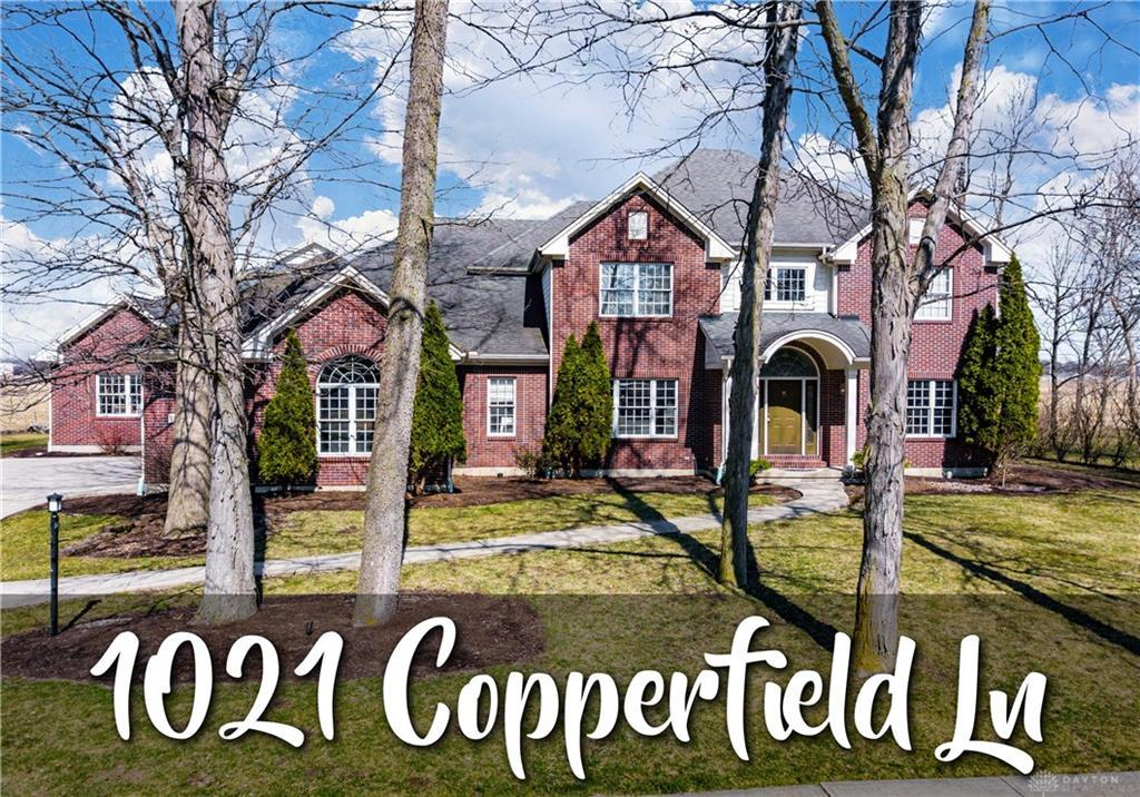 1021 Copperfield Lane Property Photo - Tipp City, OH real estate listing