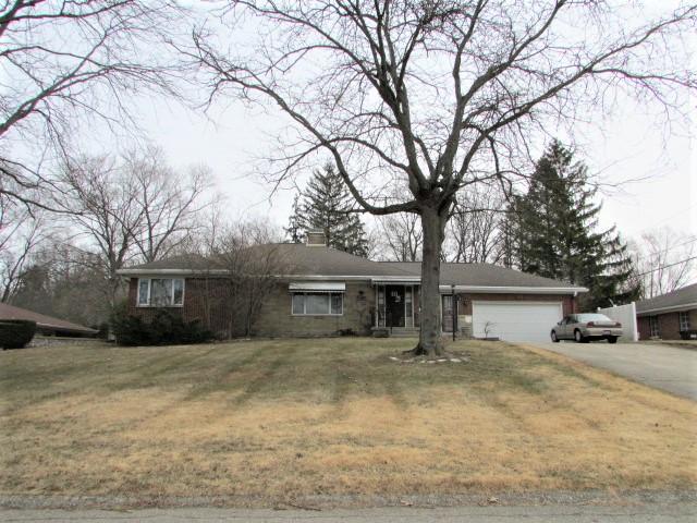 2084 Northridge Drive Property Photo - Springfield, OH real estate listing