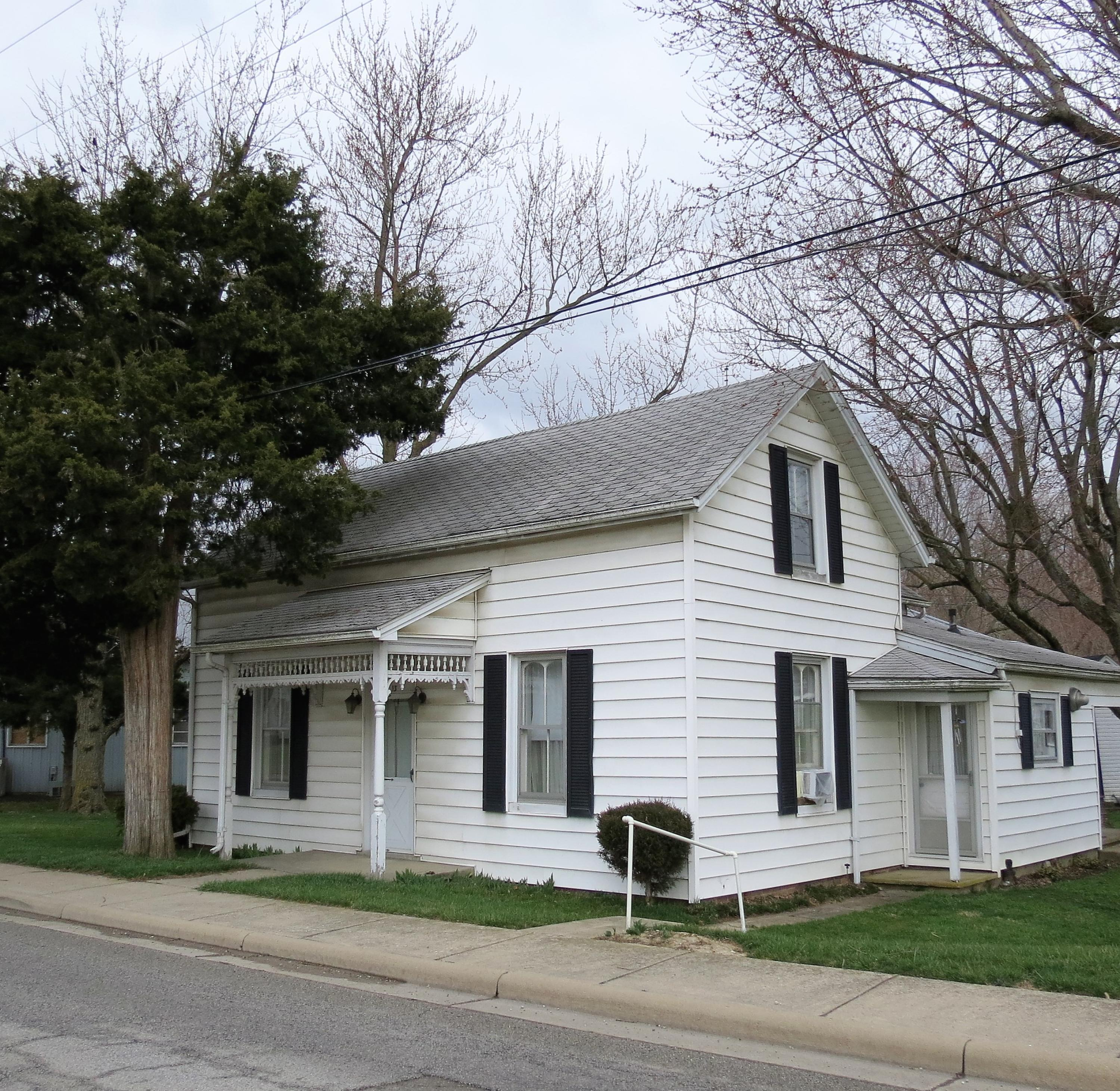 13 W Park Street Property Photo - Fort Loramie, OH real estate listing