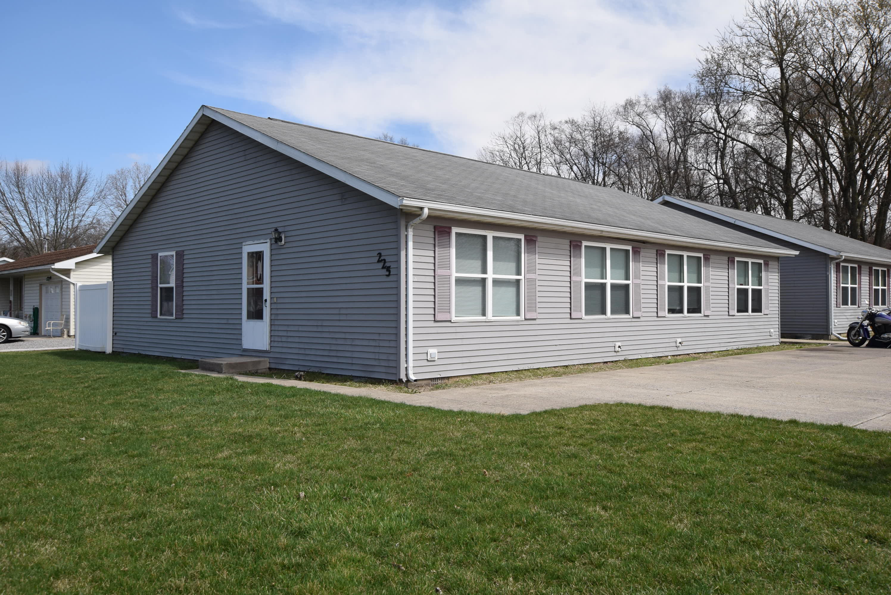 225 Railroad Street Property Photo - Urbana, OH real estate listing