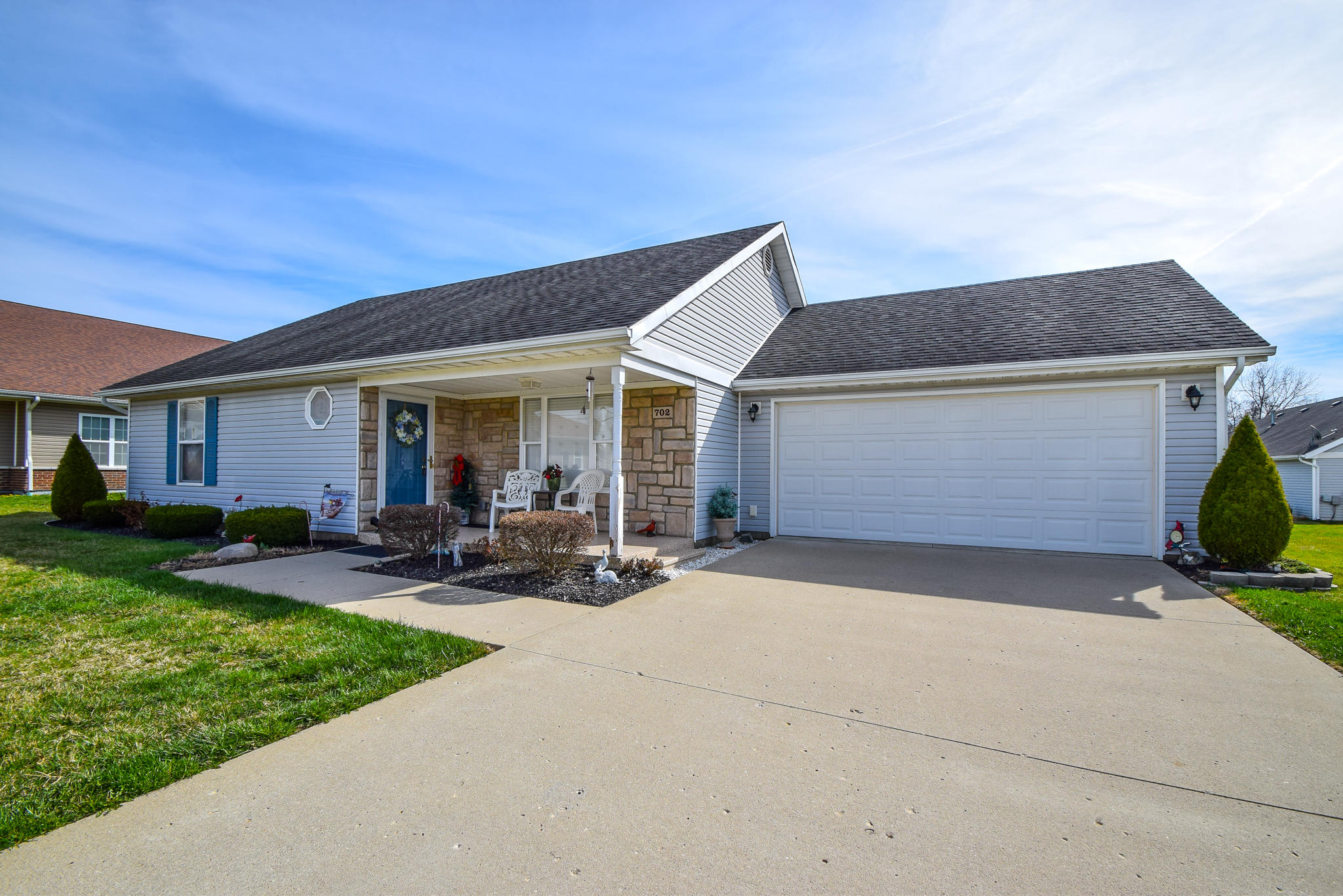 702 Fenview Drive Property Photo - New Carlisle, OH real estate listing