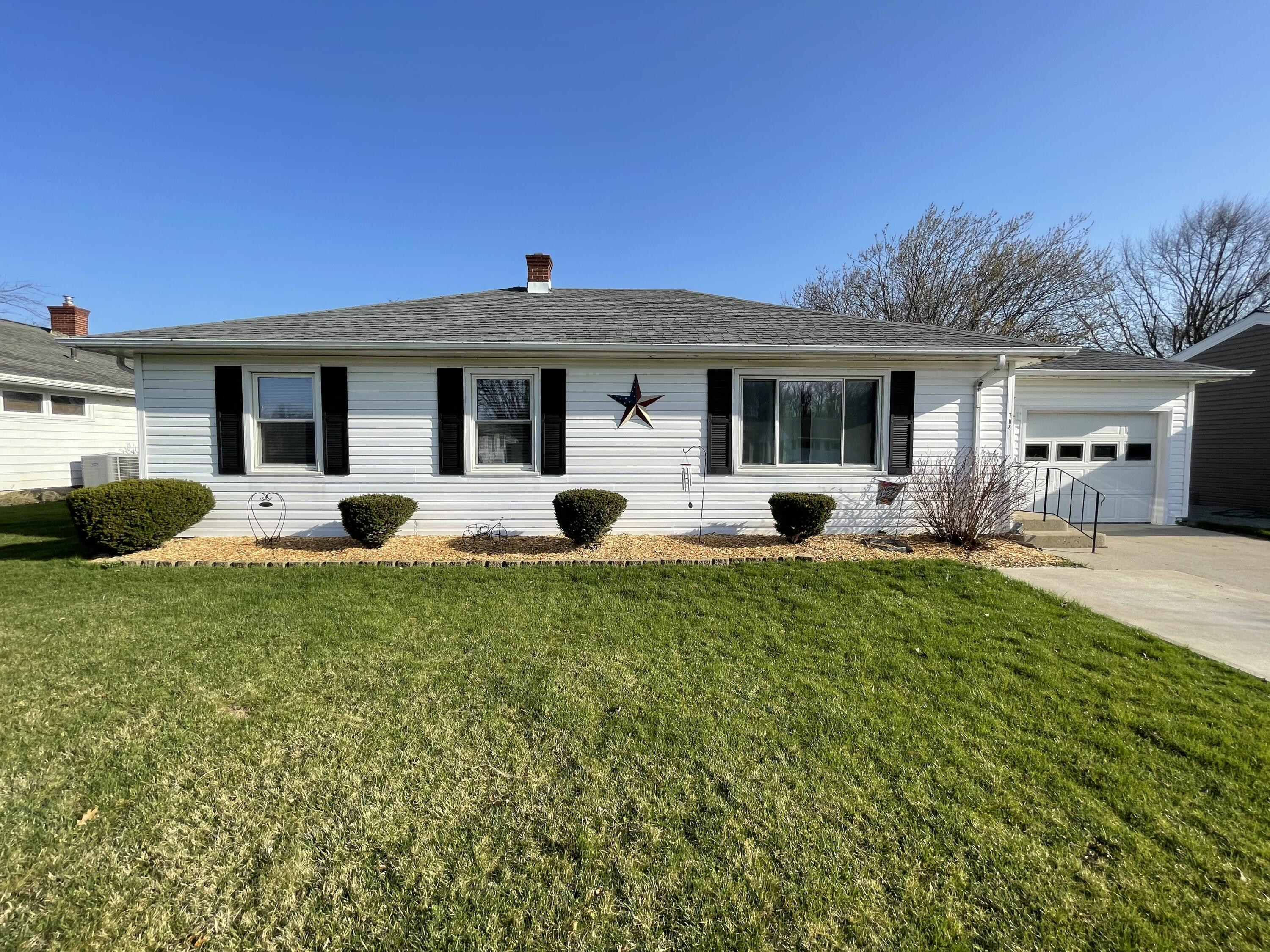 708 W College Street Property Photo - Coldwater, OH real estate listing