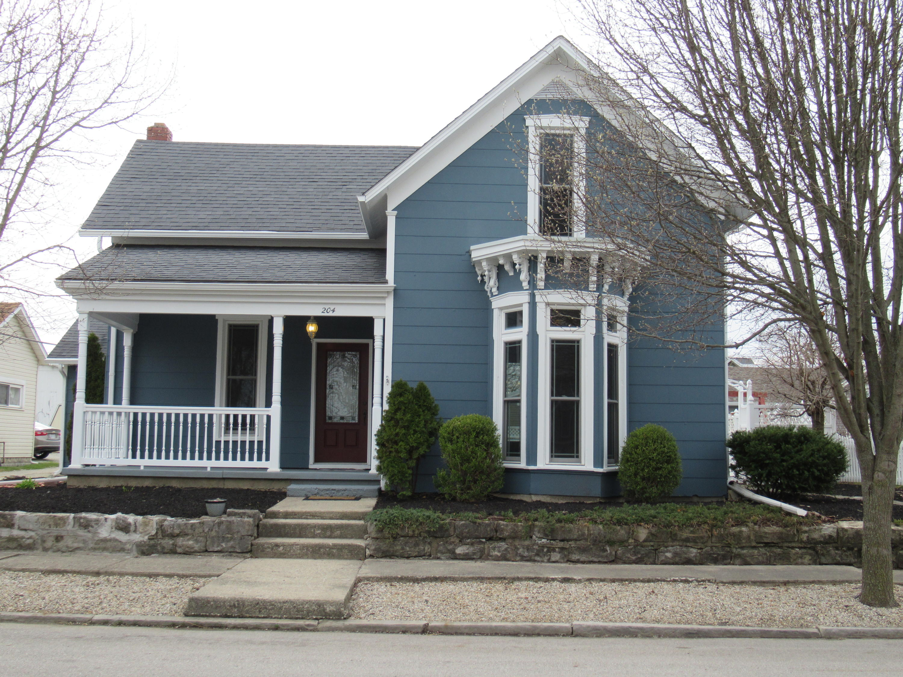 204 S High Street Property Photo - Arcanum, OH real estate listing