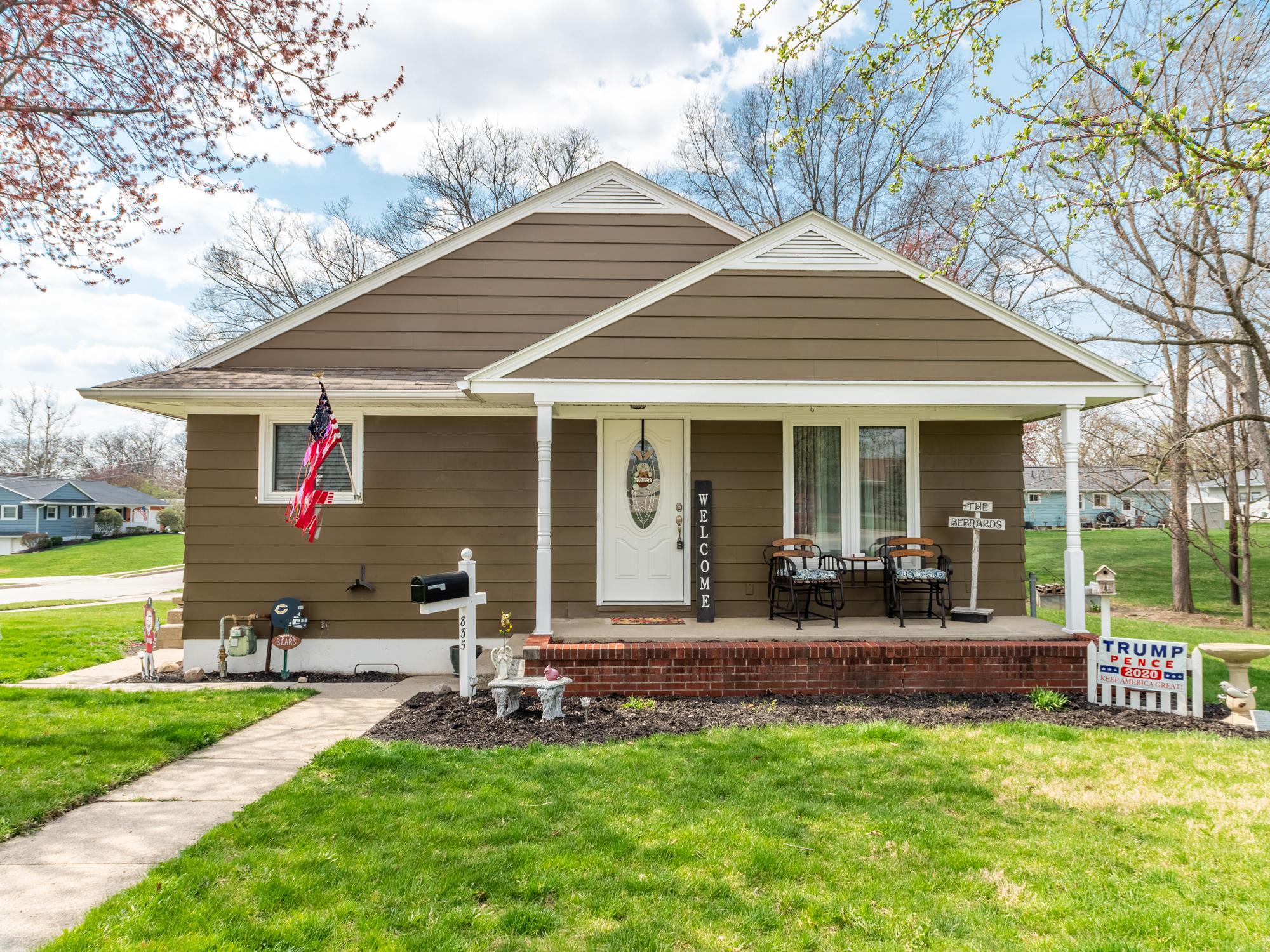 835 N Spruce Street Property Photo - Saint Marys, OH real estate listing