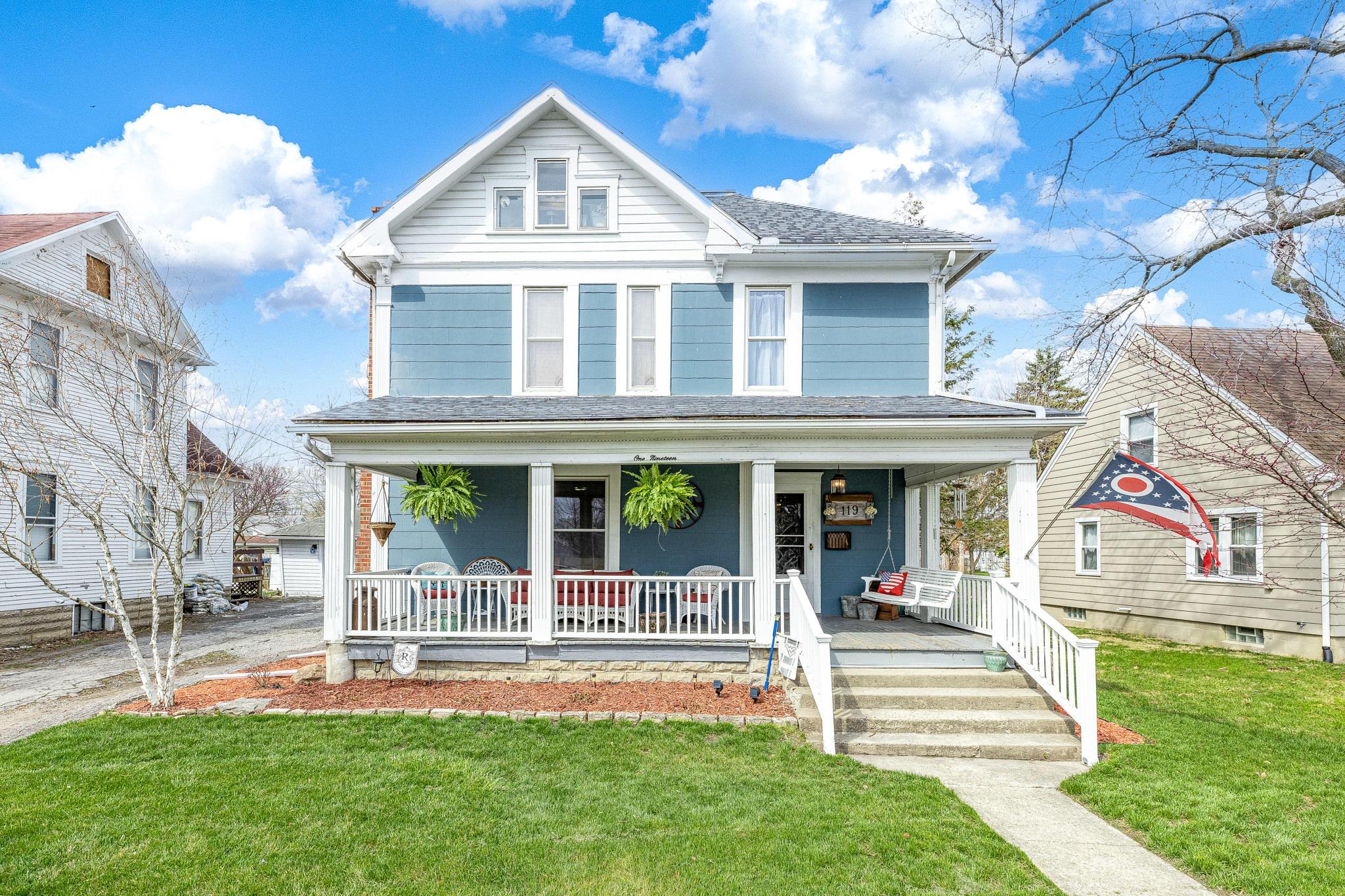 119 Chestnut Street Property Photo - Marysville, OH real estate listing