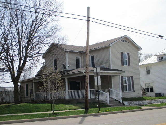 107 S Main Street Property Photo - Pleasant Hill, OH real estate listing