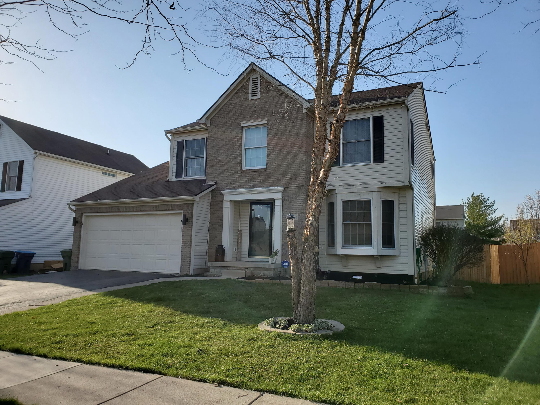 1124 Village Drive Property Photo - Marysville, OH real estate listing