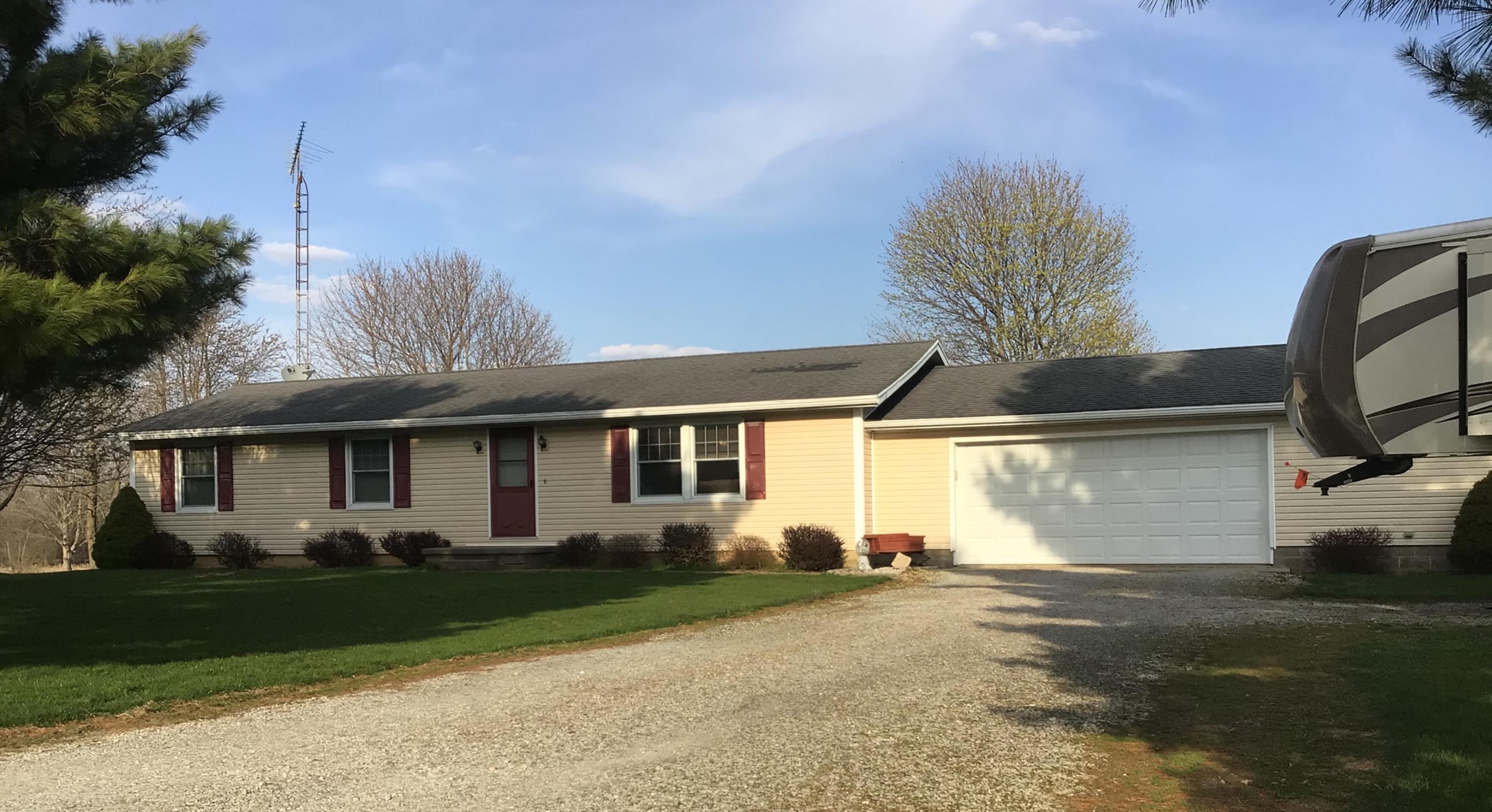 9787 Conrad Road Property Photo - Saint Paris, OH real estate listing