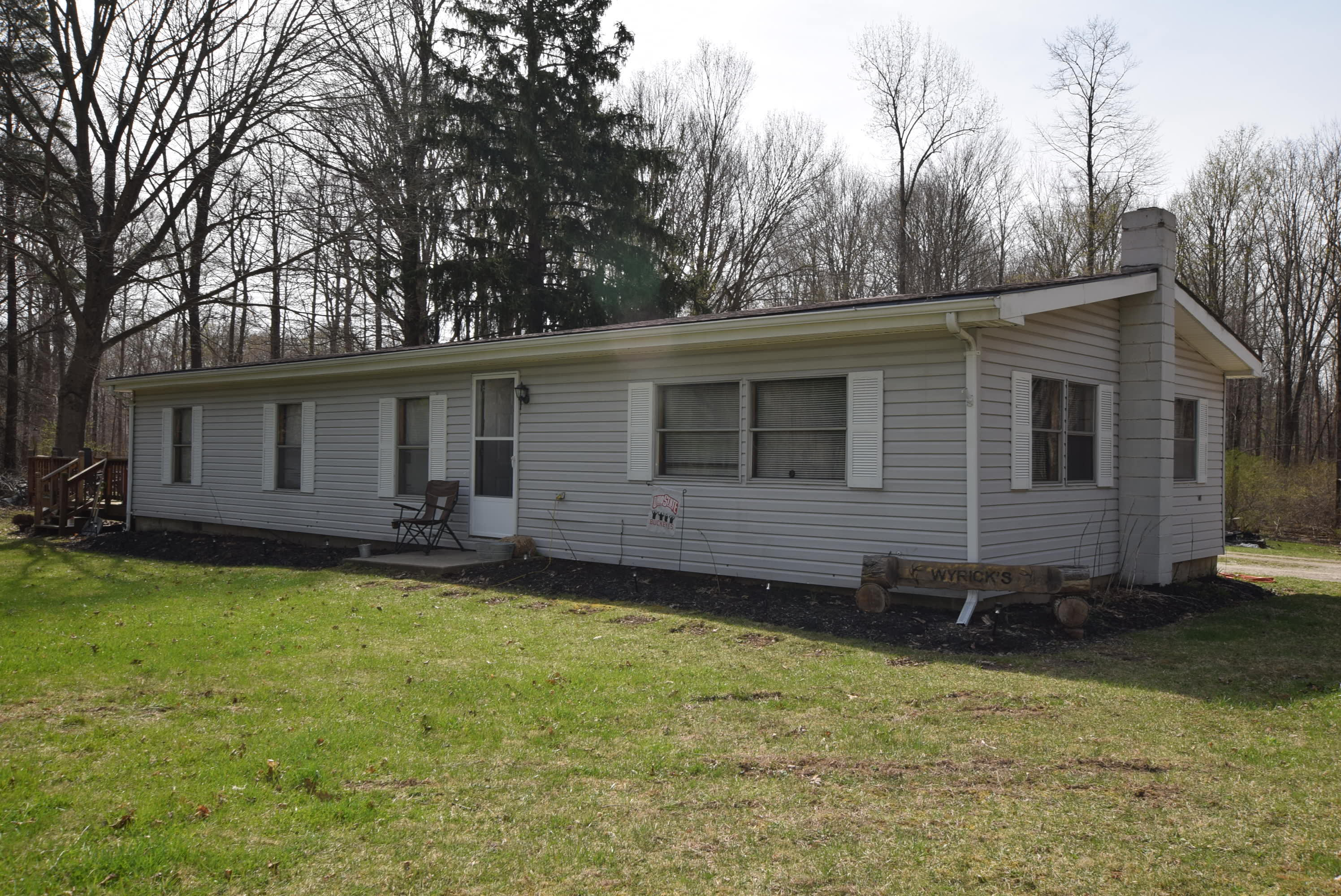 11023 Possum Hollow Road Property Photo - Saint Paris, OH real estate listing