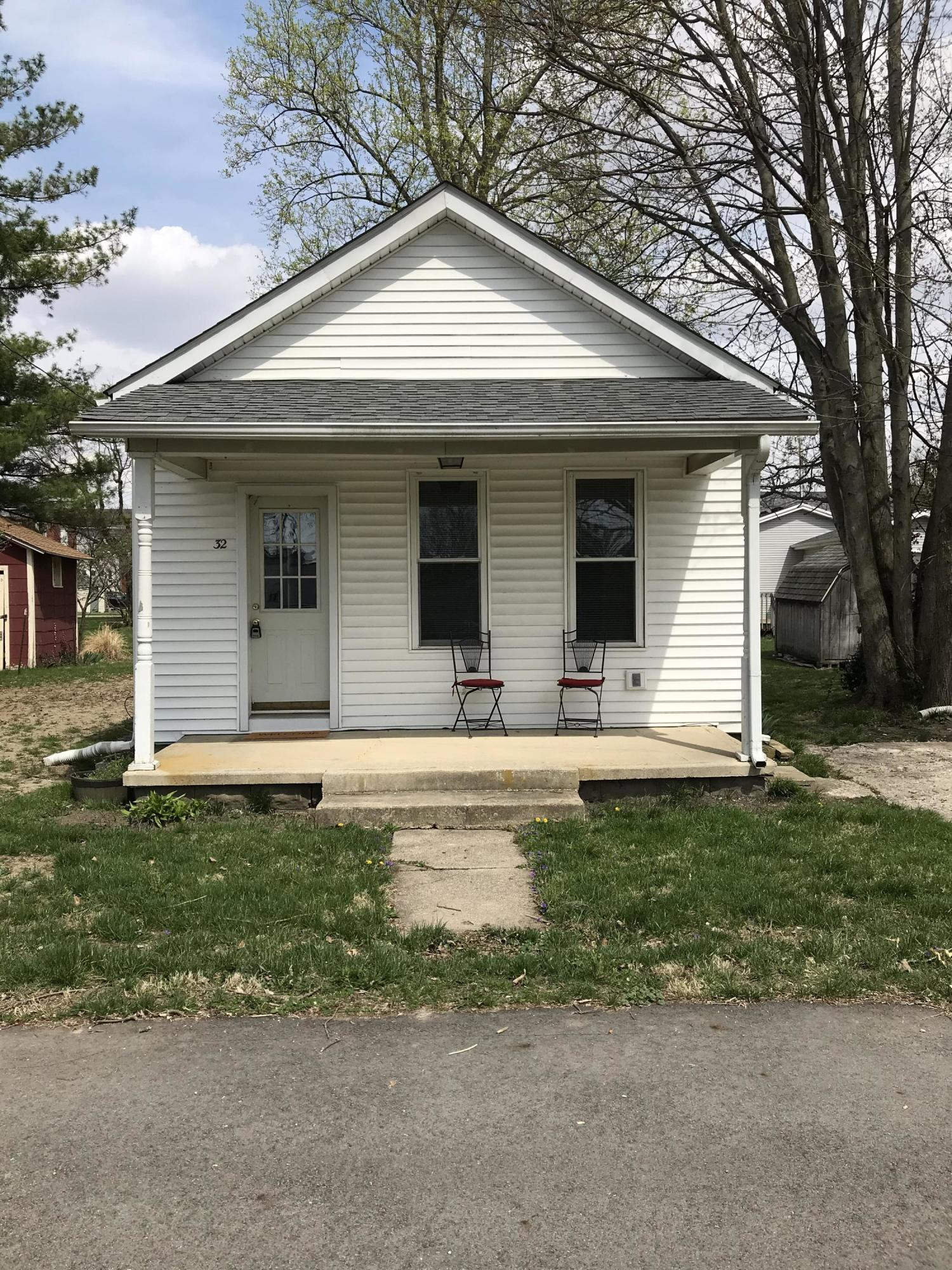 32 School Street Property Photo - Cedarville, OH real estate listing