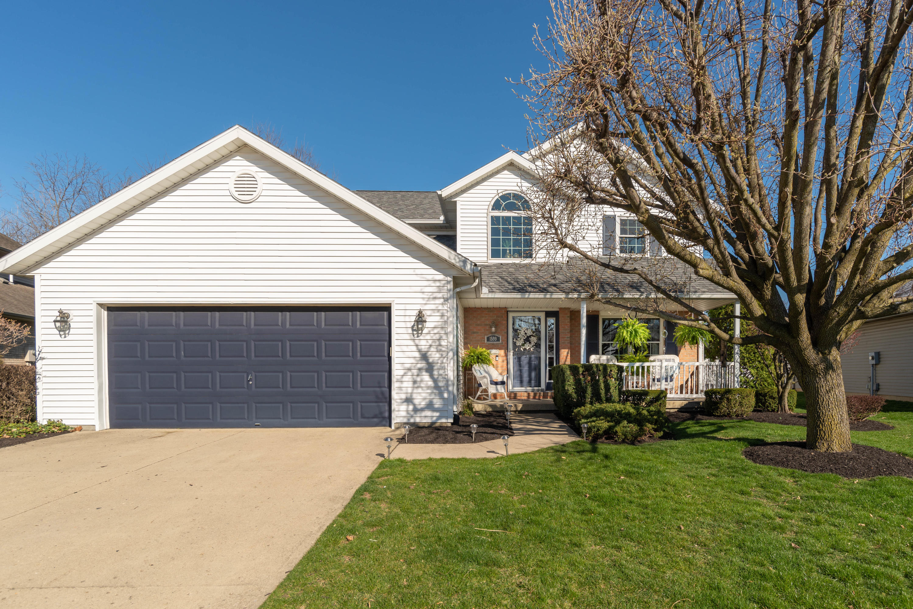 1599 Timberidge Drive Property Photo - Sidney, OH real estate listing