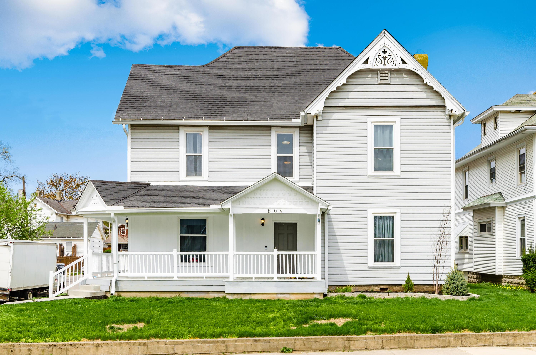 604 Columbus Avenue Property Photo - Washington Court House, OH real estate listing
