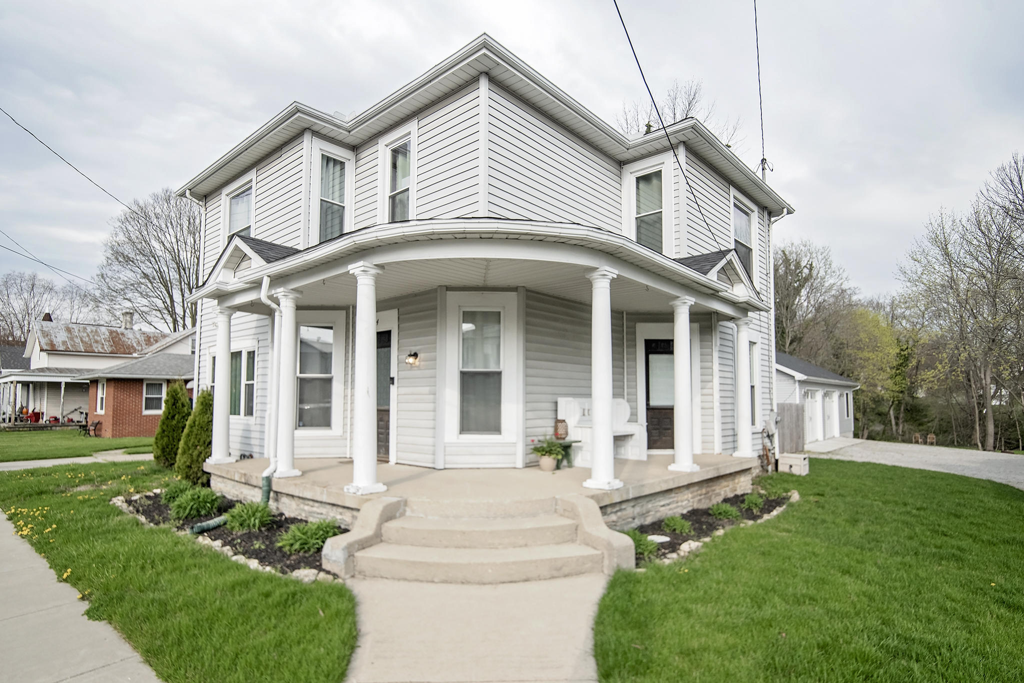 34 W Xenia Avenue Property Photo - Cedarville, OH real estate listing