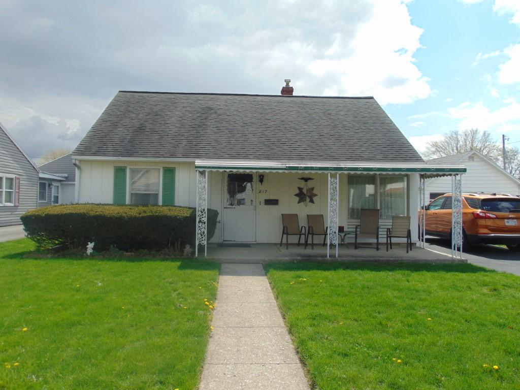 817 Oliver Street Property Photo - Saint Marys, OH real estate listing