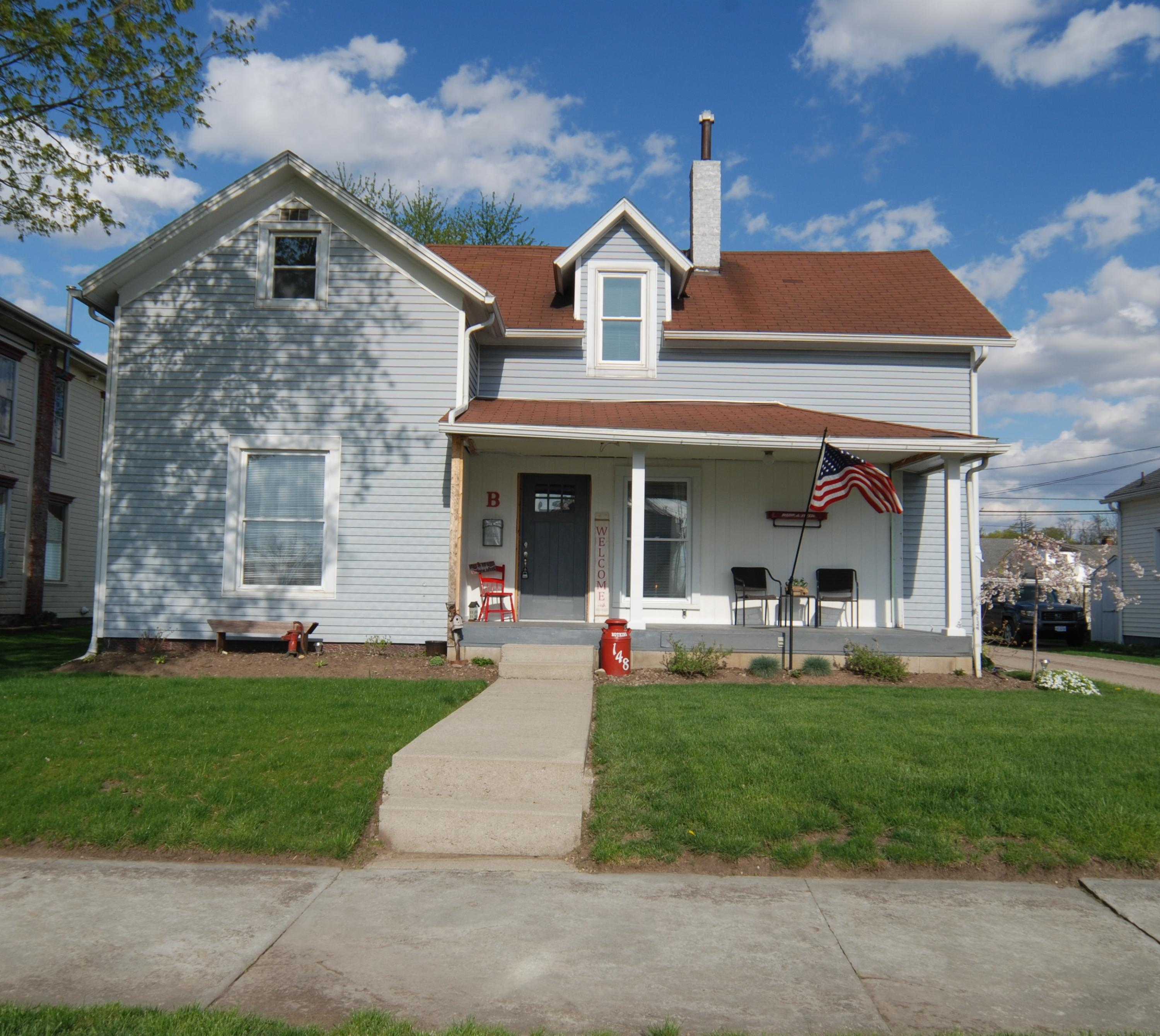 148 N Franklin Street Property Photo - Richwood, OH real estate listing