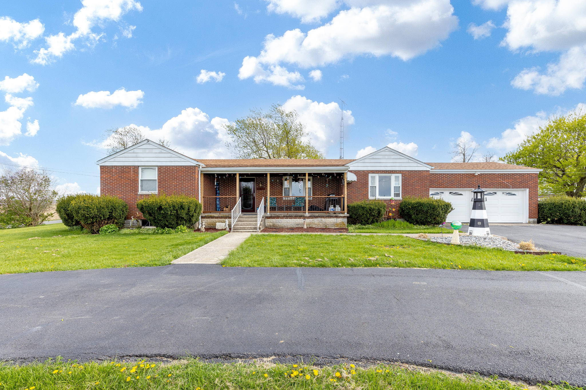 5349 State Route 366 Property Photo - Huntsville, OH real estate listing