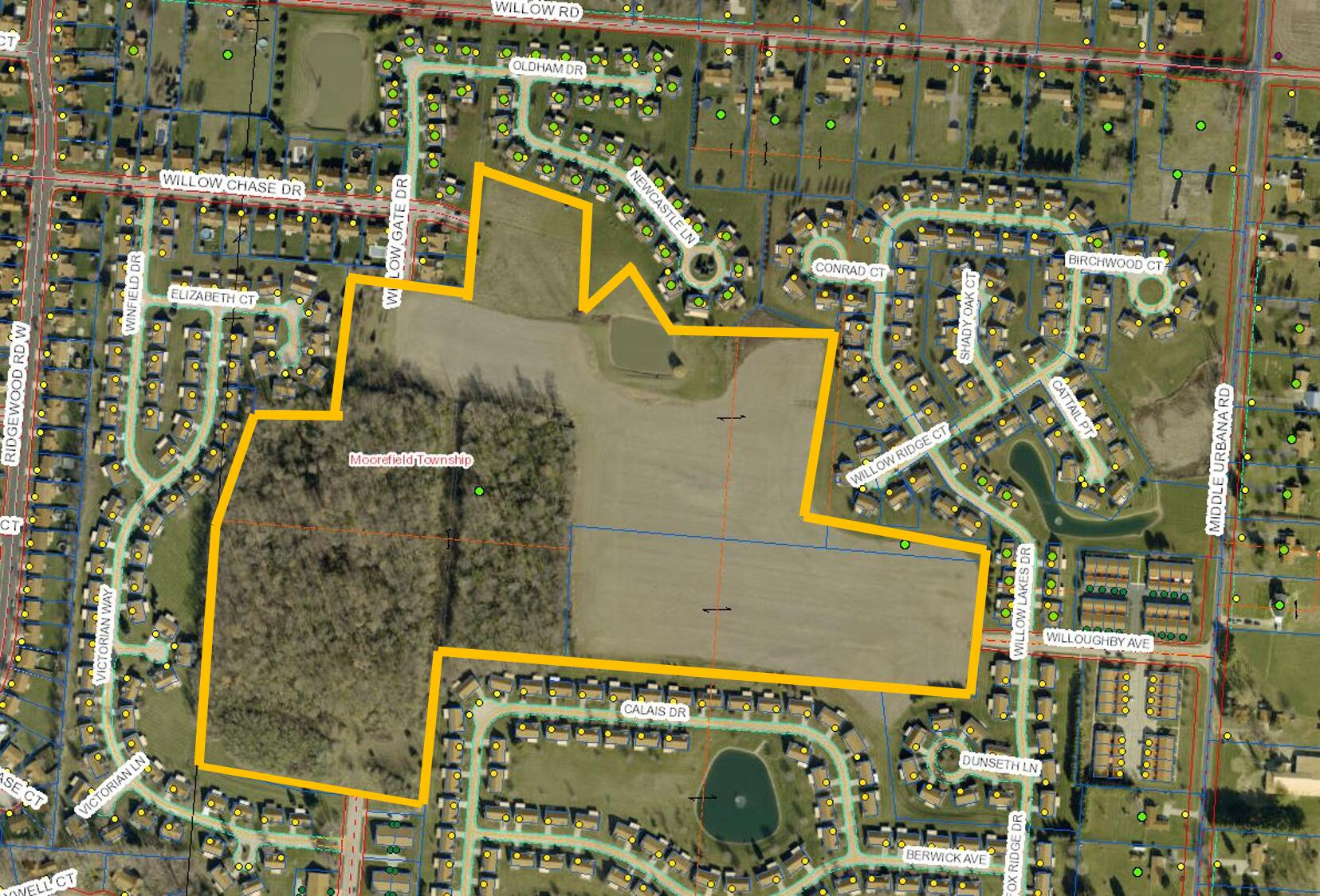 0 Middle Urbana Road Property Photo 1