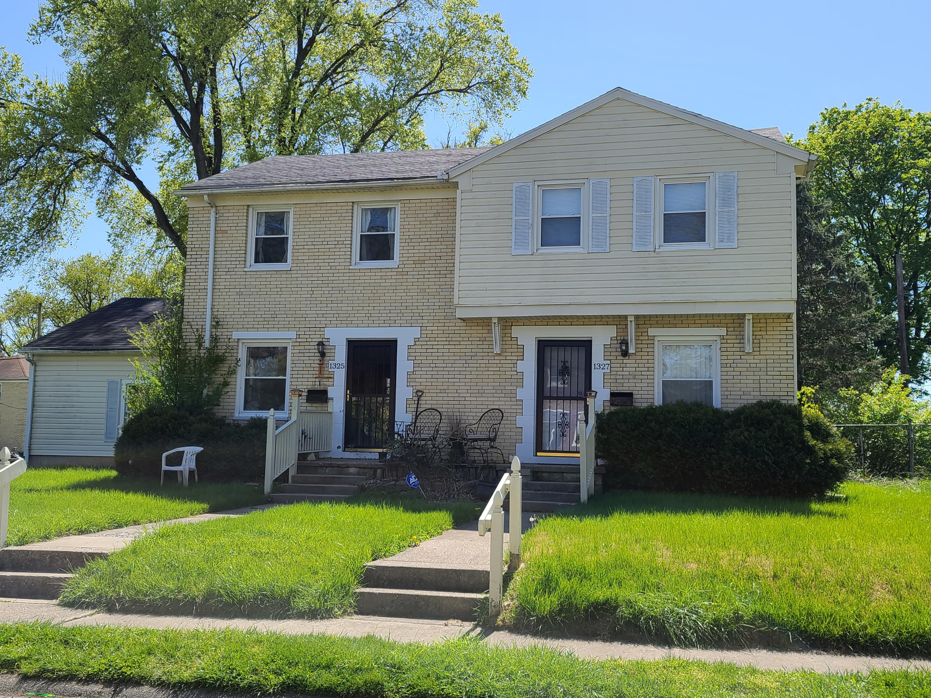 1325-1327 Cedarview Property Photo - Springfield, OH real estate listing