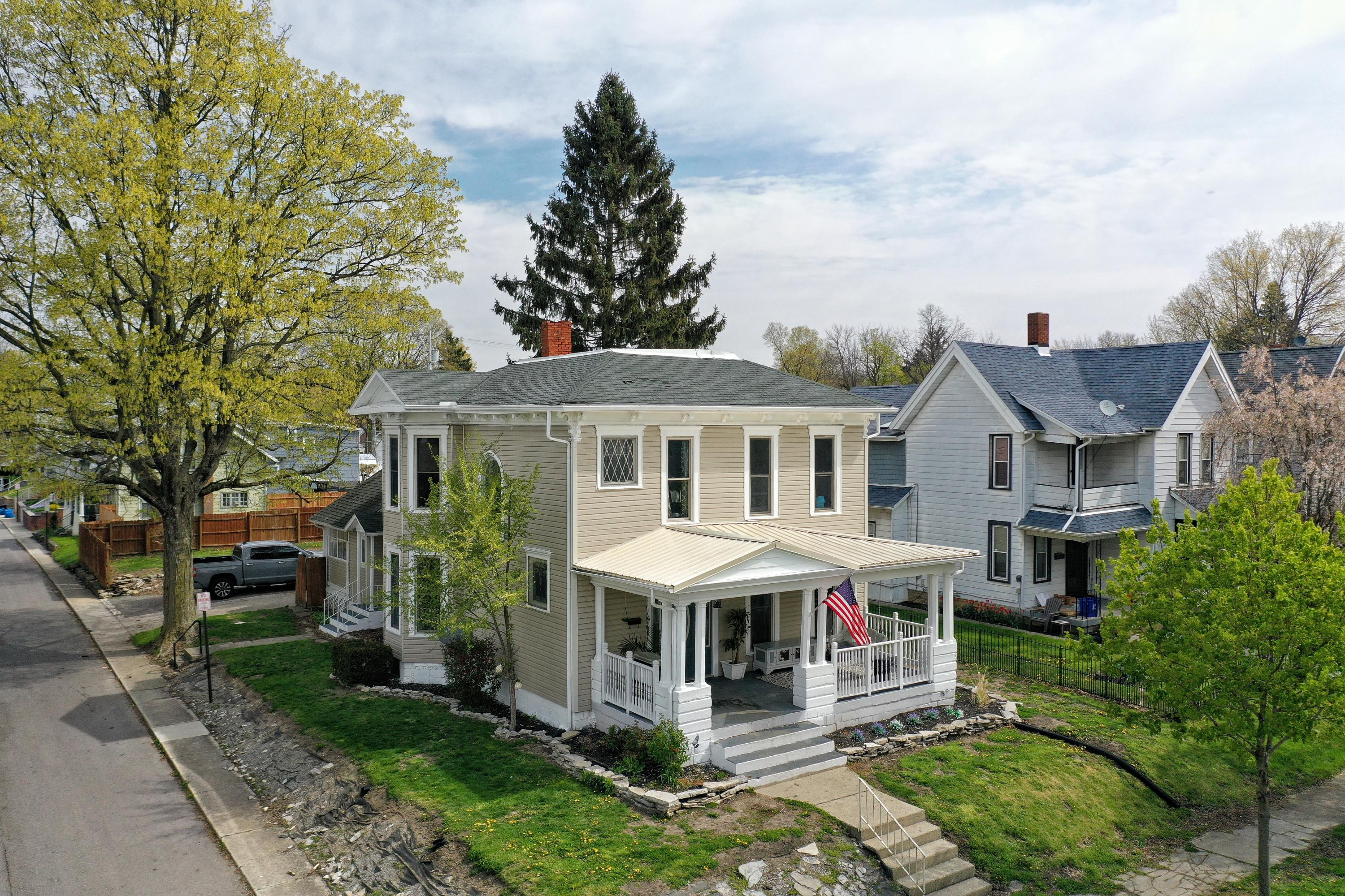 401 E Chillicothe Avenue Property Photo - Bellefontaine, OH real estate listing