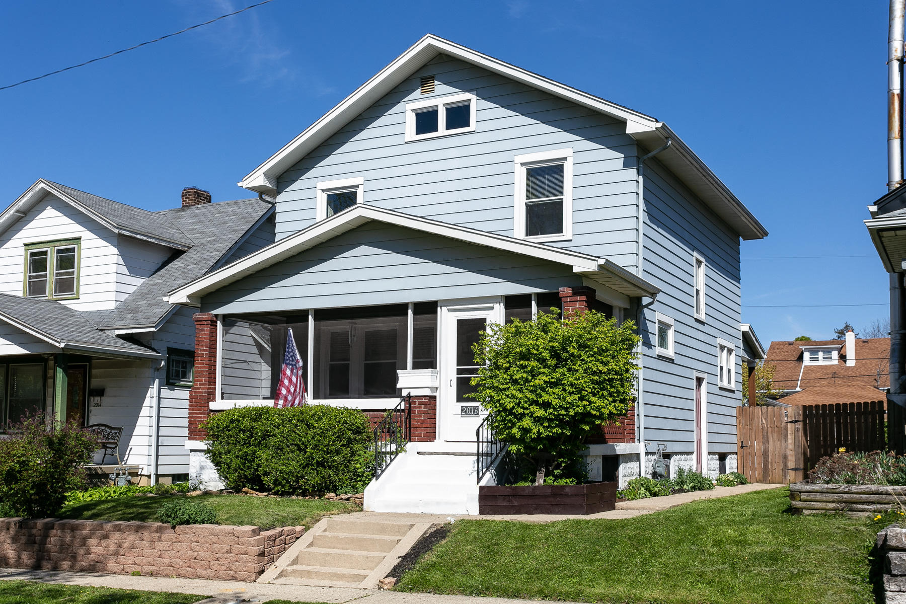 2016 Pershing Boulevard Property Photo - Dayton, OH real estate listing