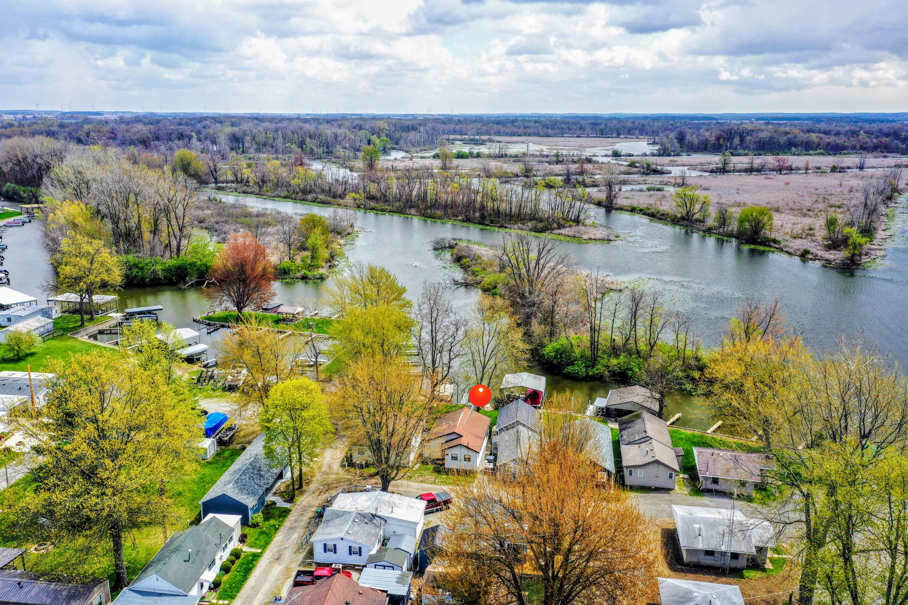 8915 Hillcrest Drive Property Photo - Lakeview, OH real estate listing