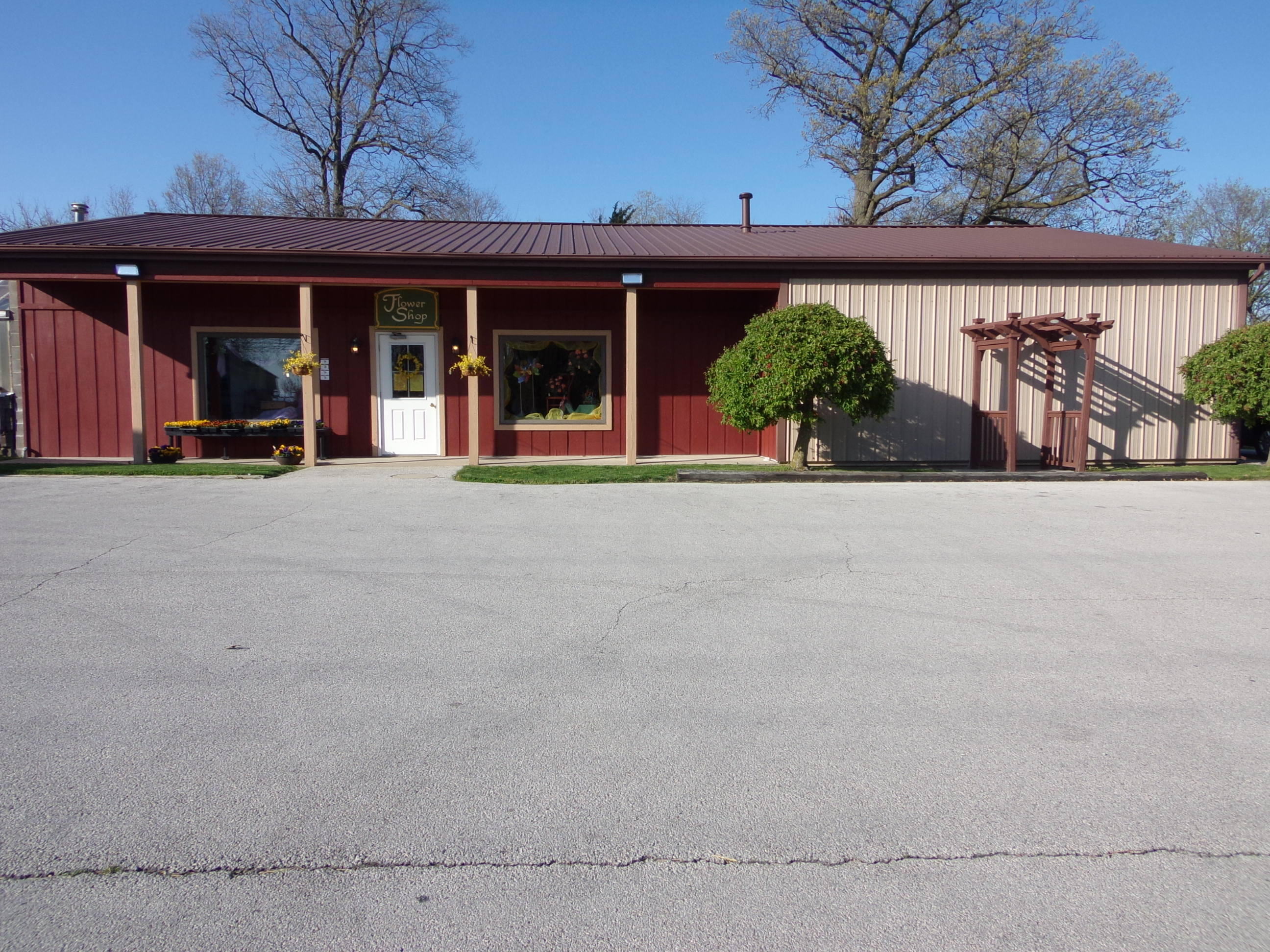 2420 State Route 703 Property Photo - Saint Marys, OH real estate listing