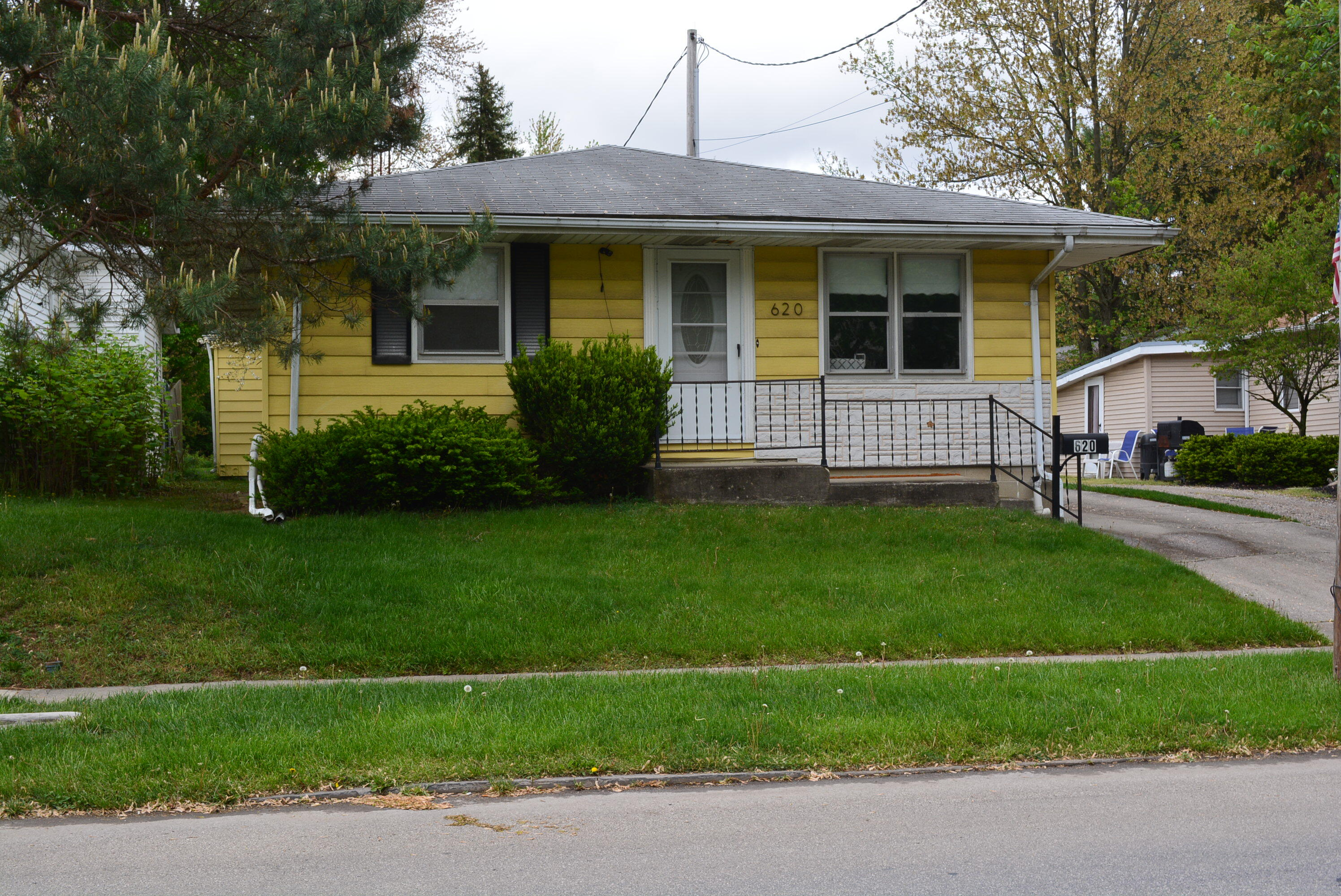 620 E 4th Street Property Photo - Marysville, OH real estate listing