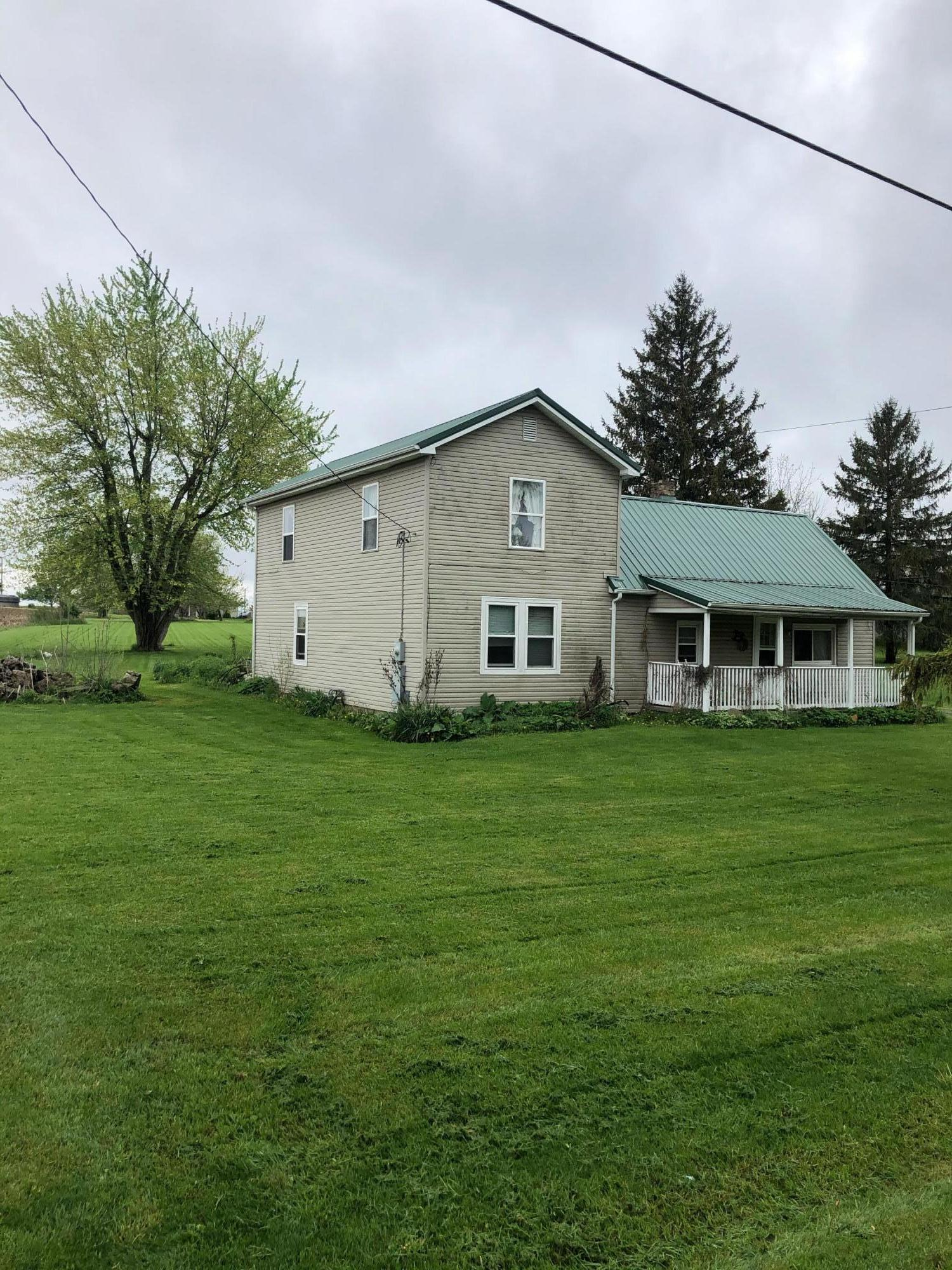 10845 Rosedale Road Property Photo - Mechanicsburg, OH real estate listing