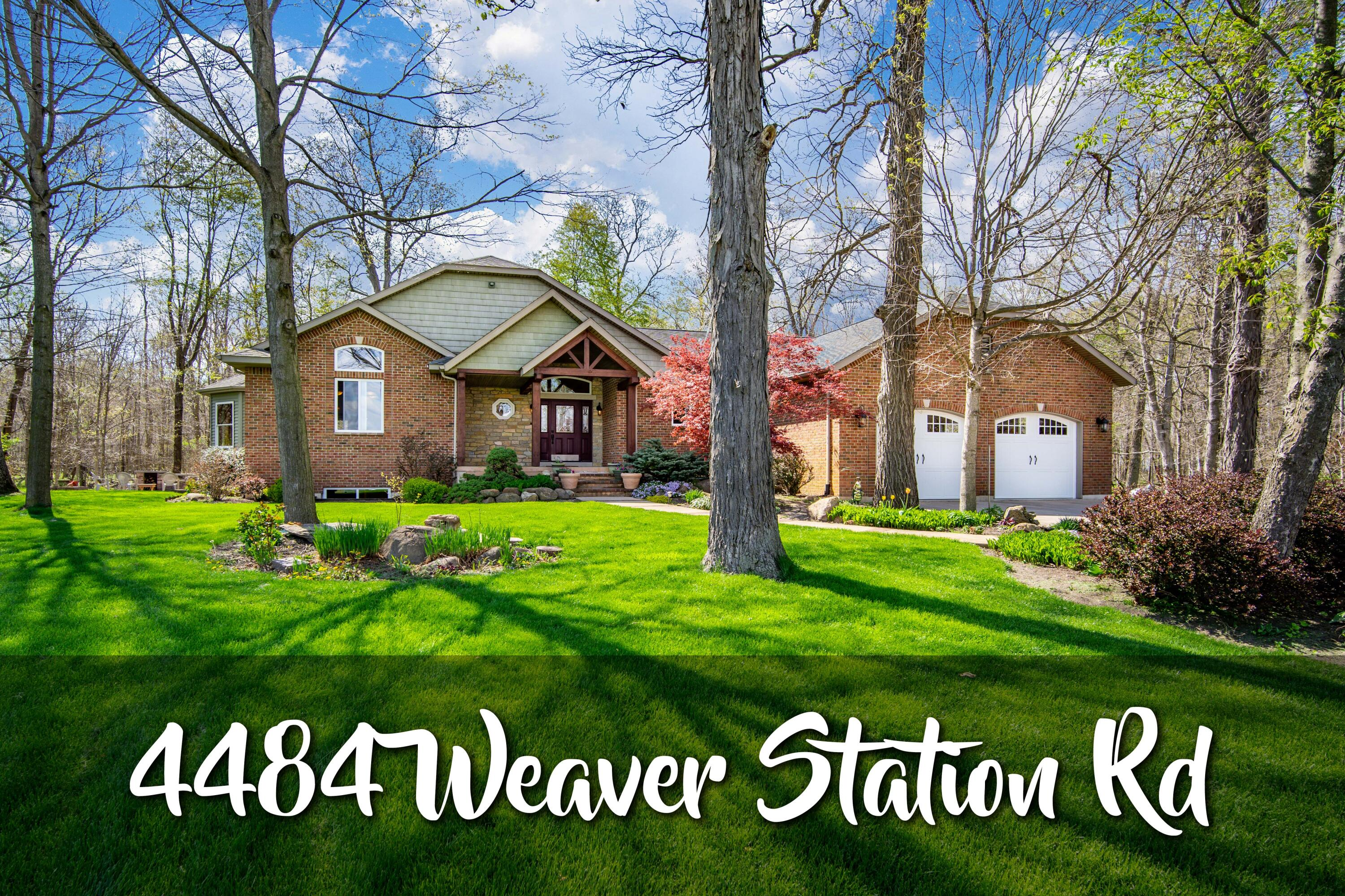 4484 Weaver Station Road Property Photo