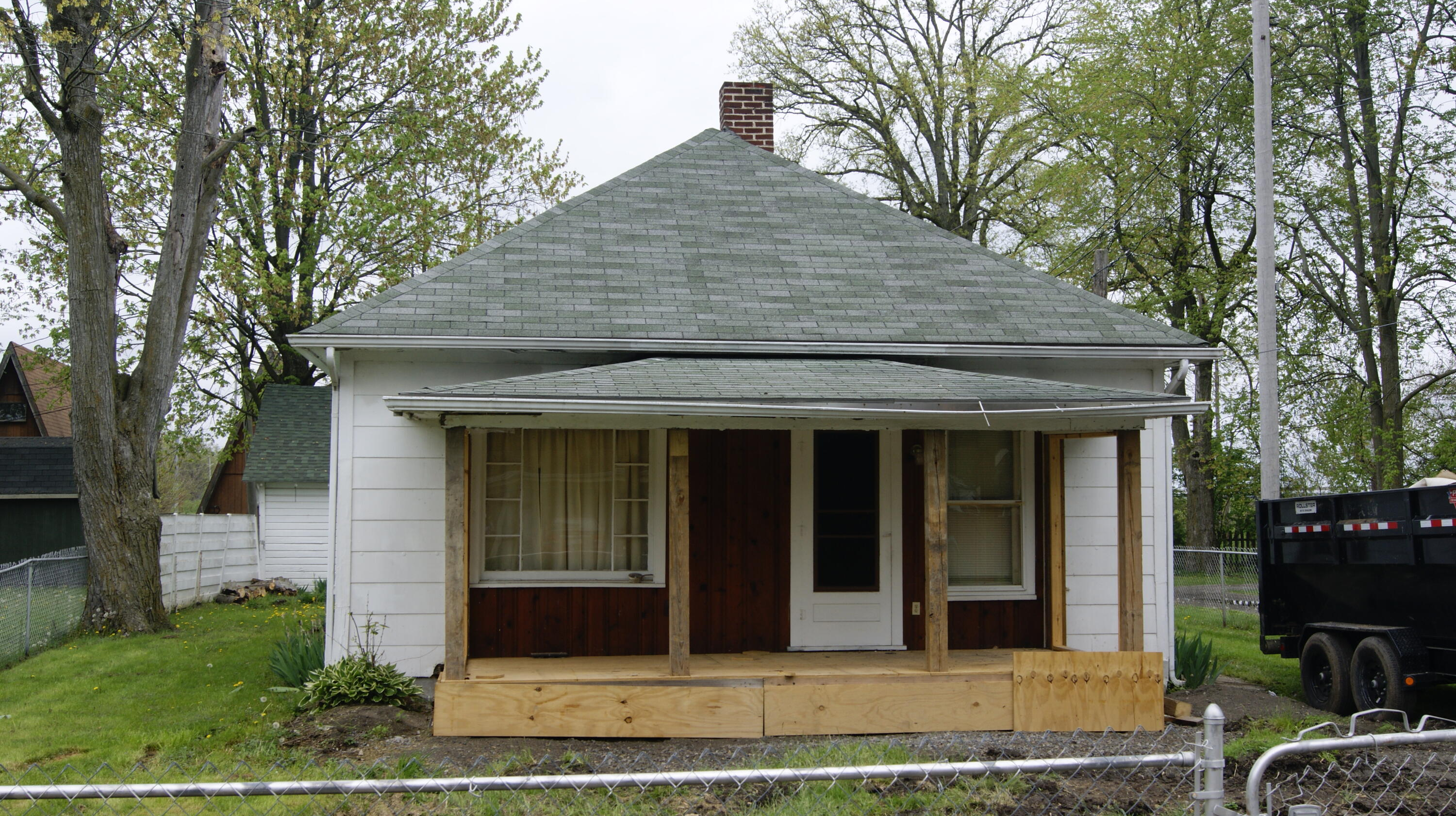 245 E Harrison Street Property Photo - Lakeview, OH real estate listing