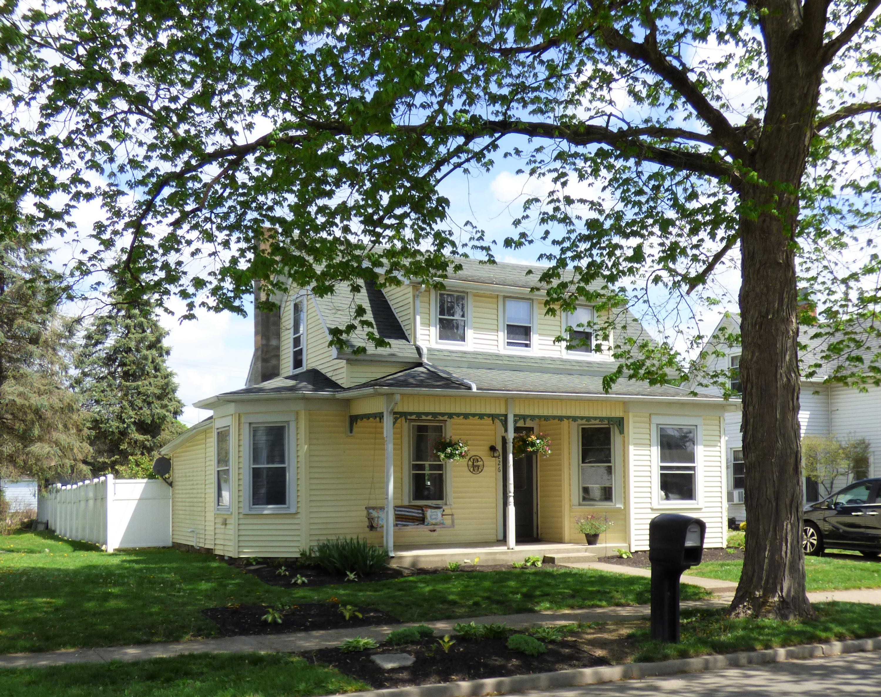 226 E Baird Street Property Photo - West Liberty, OH real estate listing