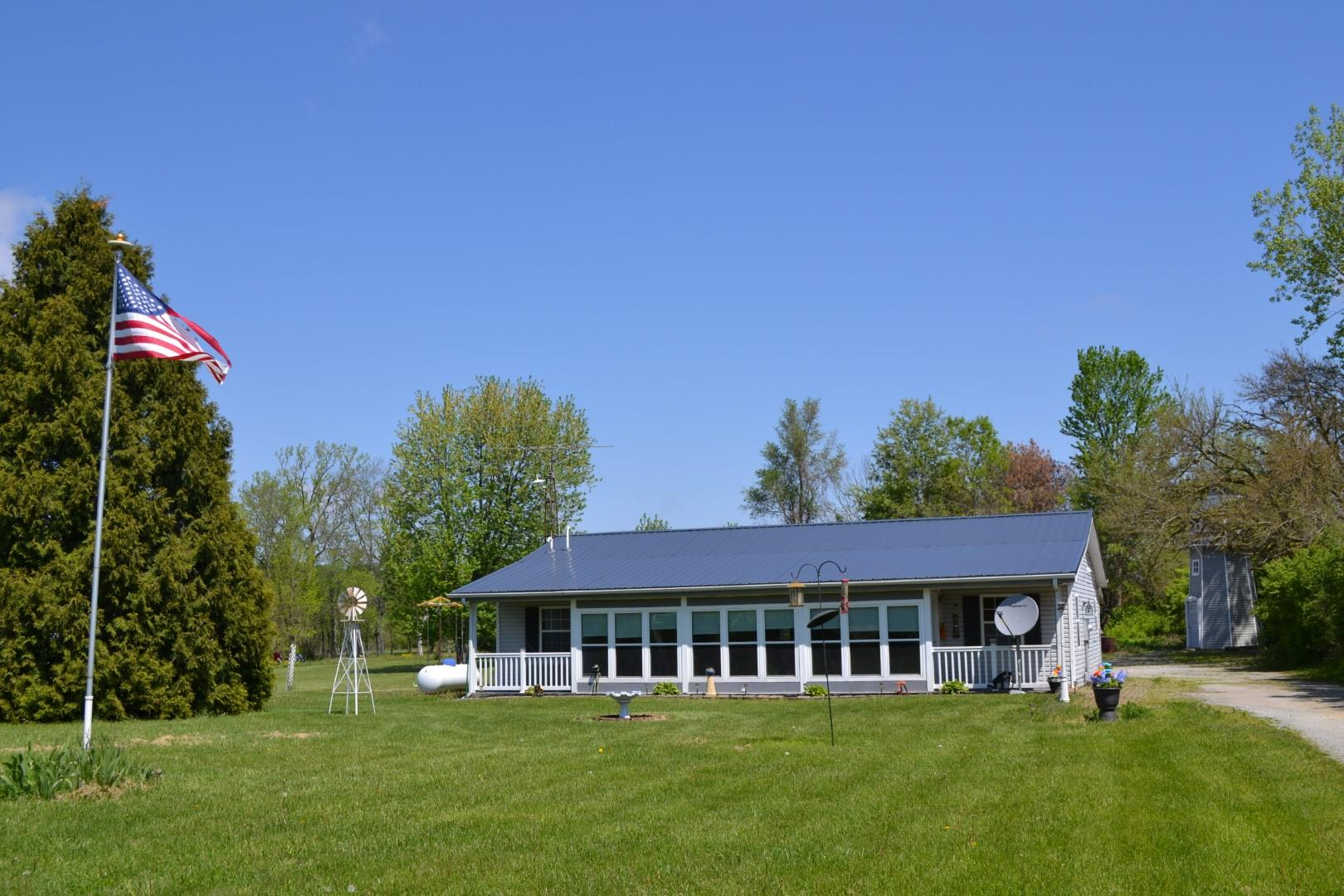 13390 Speaks Road Property Photo - Saint Paris, OH real estate listing