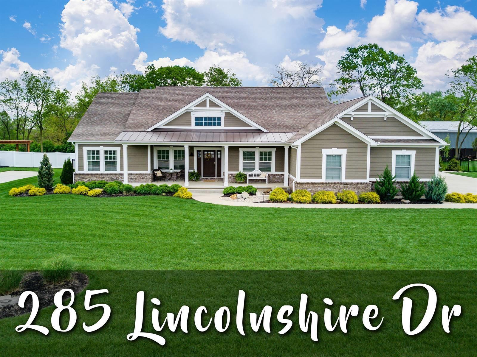 285 Lincolnshire Drive Property Photo