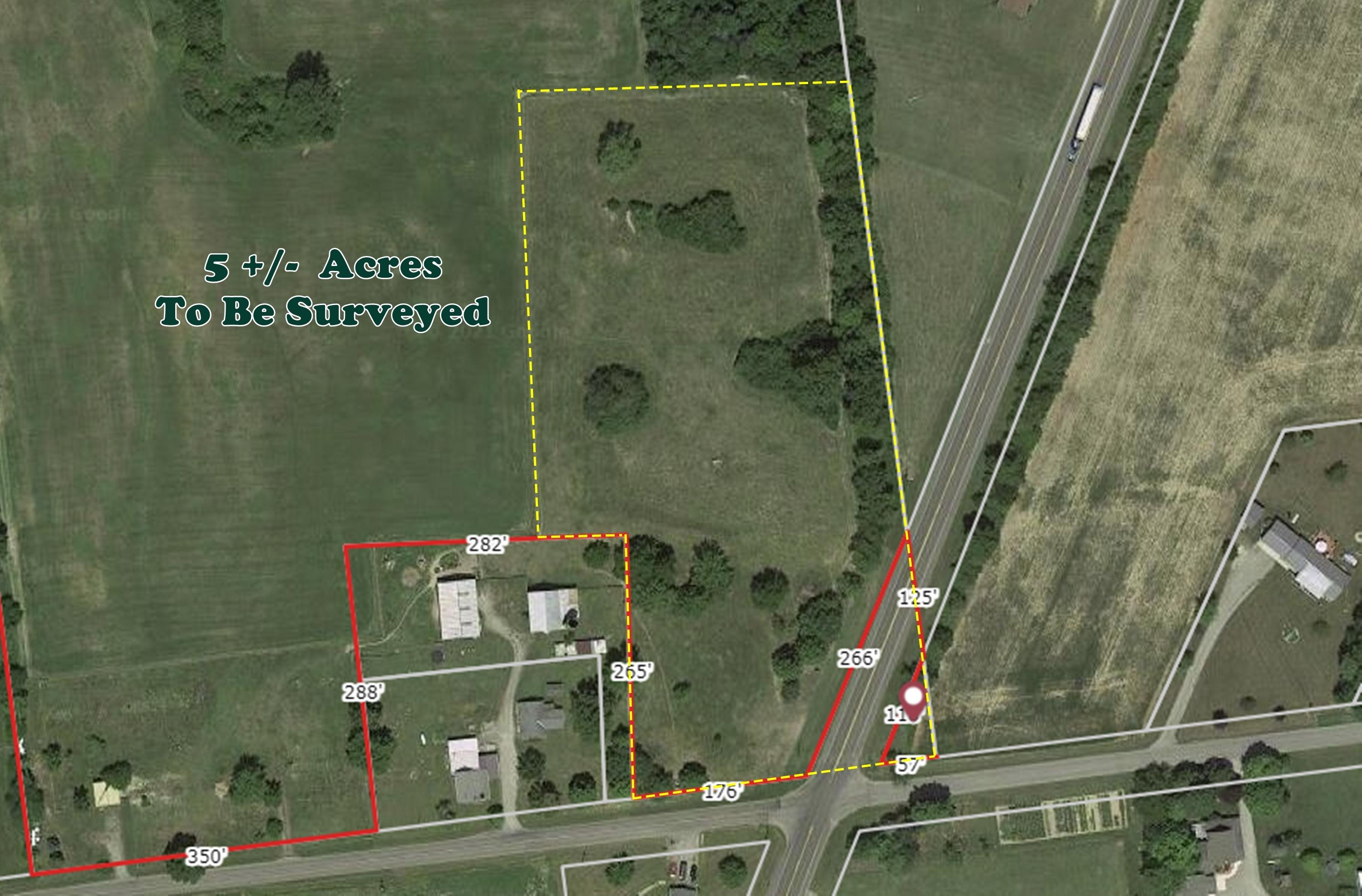 5+/- Acres W Township Rd 51 Property Photo