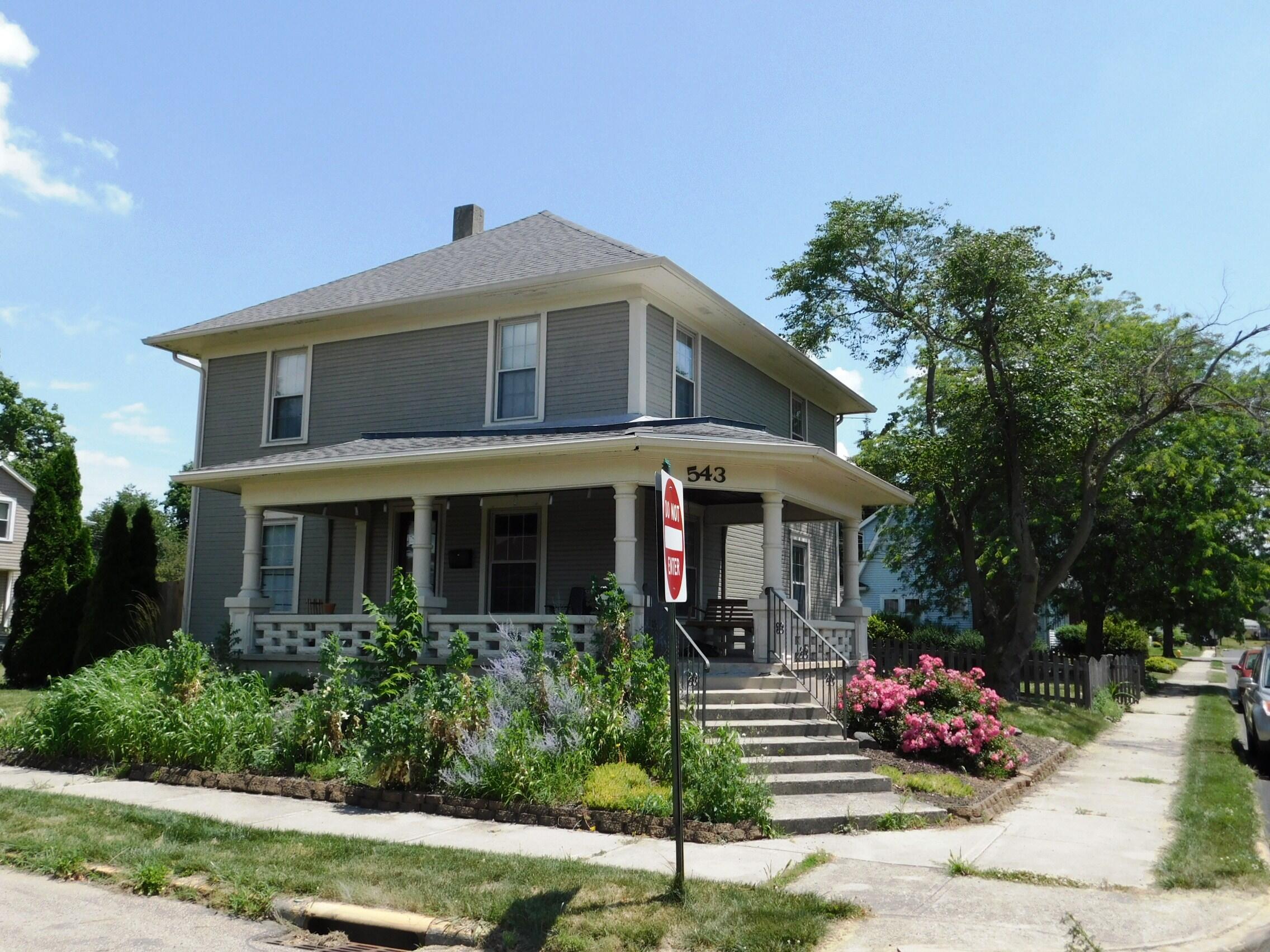 543 Lincoln Avenue Property Photo